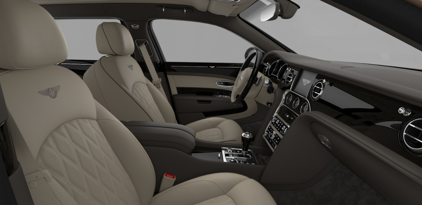New 2017 Bentley Mulsanne Extended Wheelbase For Sale In Greenwich, CT 1390_p7