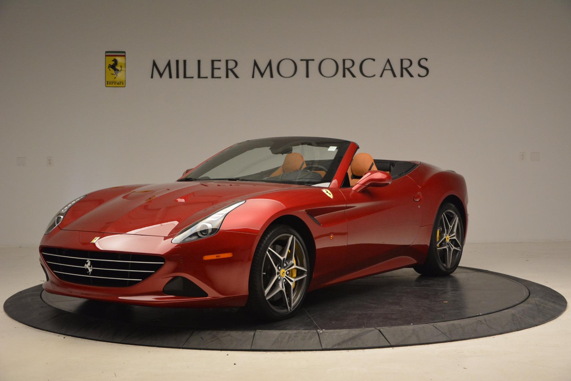 Used 2017 Ferrari California T  For Sale In Greenwich, CT 1395_main