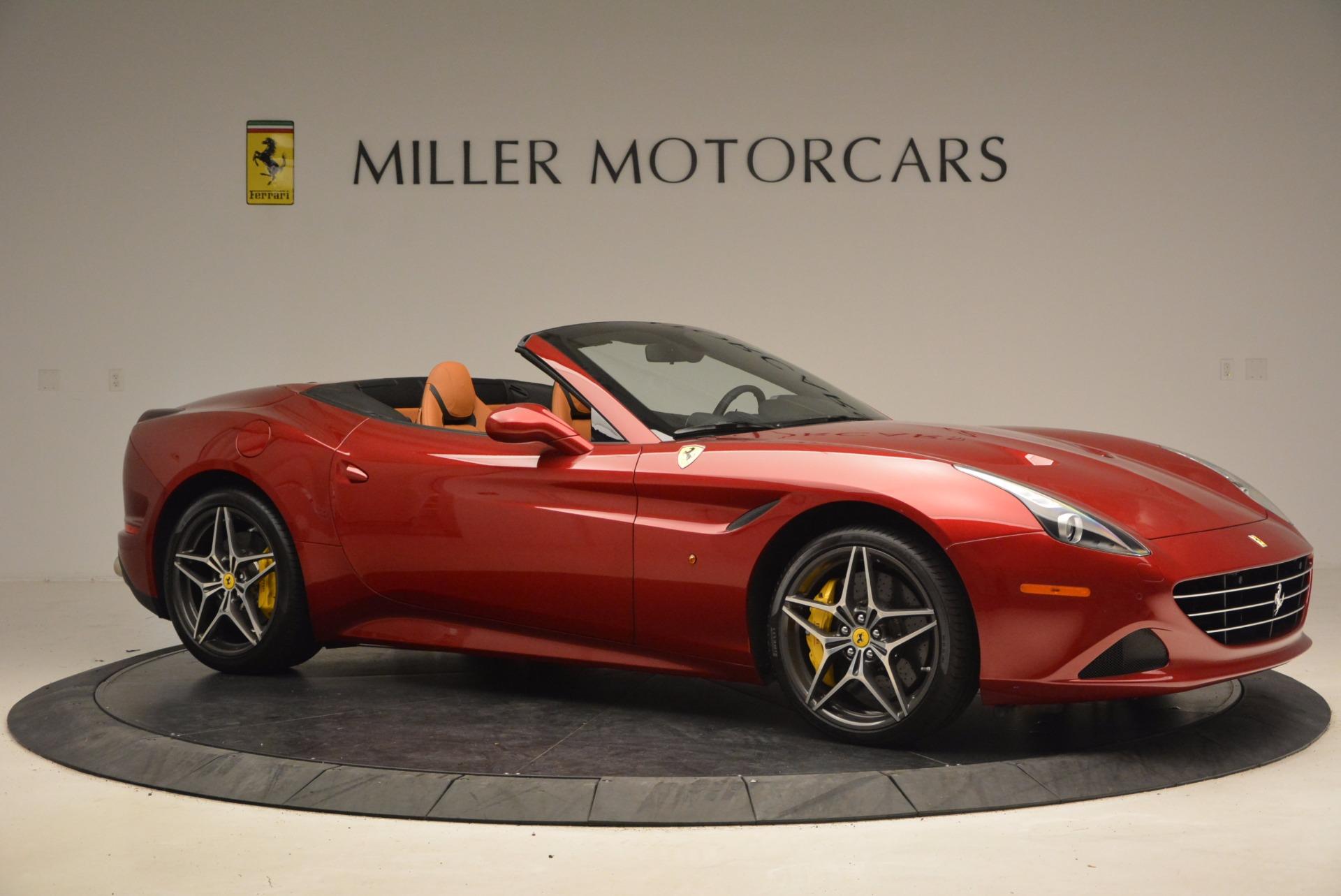 Used 2017 Ferrari California T  For Sale In Greenwich, CT 1395_p10