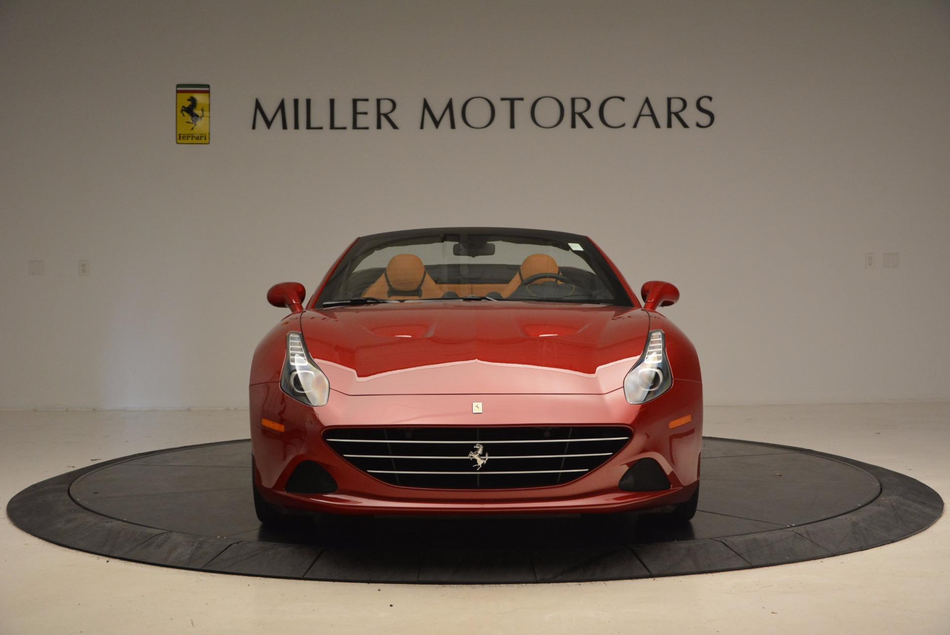 Used 2017 Ferrari California T  For Sale In Greenwich, CT 1395_p12