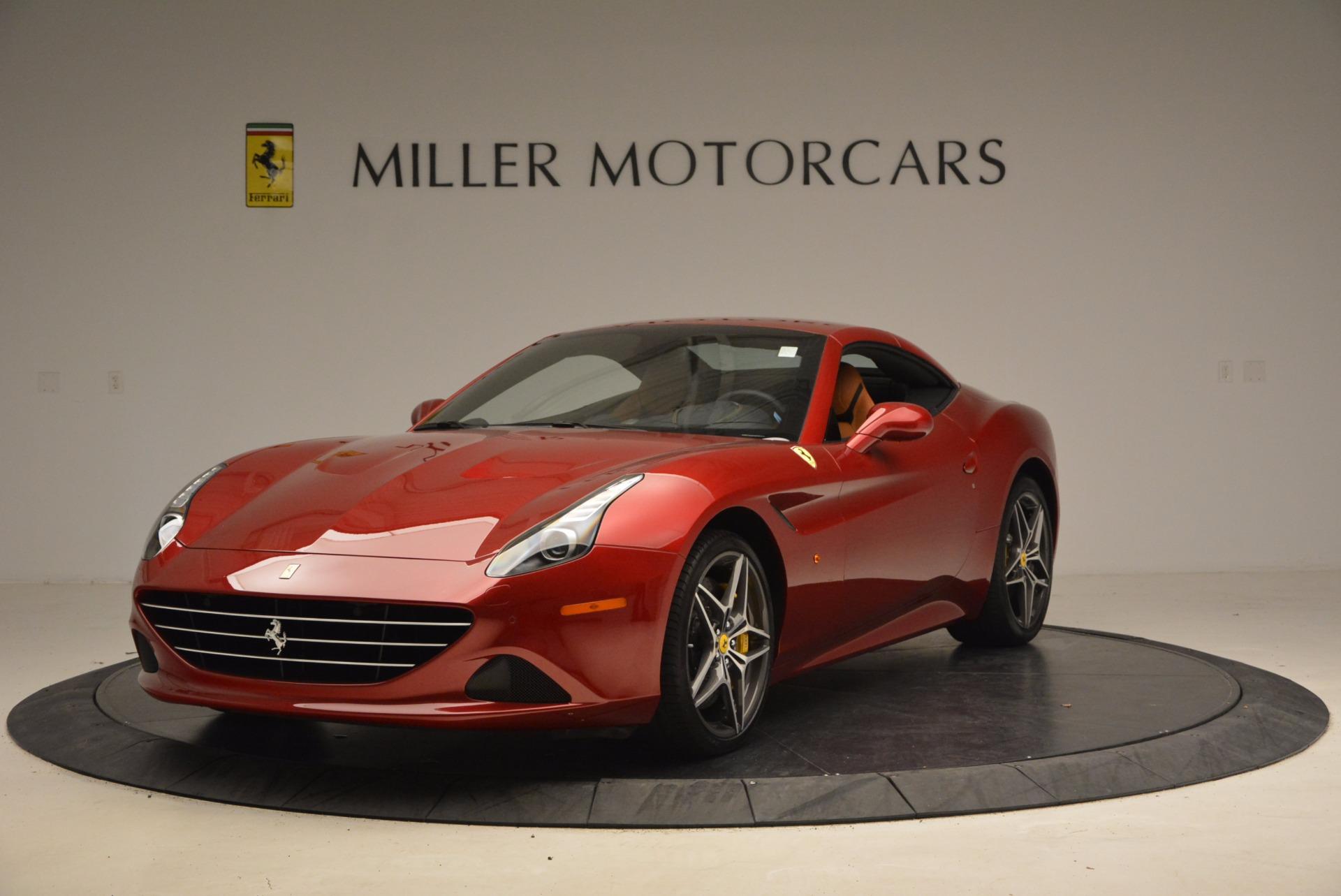 Used 2017 Ferrari California T  For Sale In Greenwich, CT 1395_p13