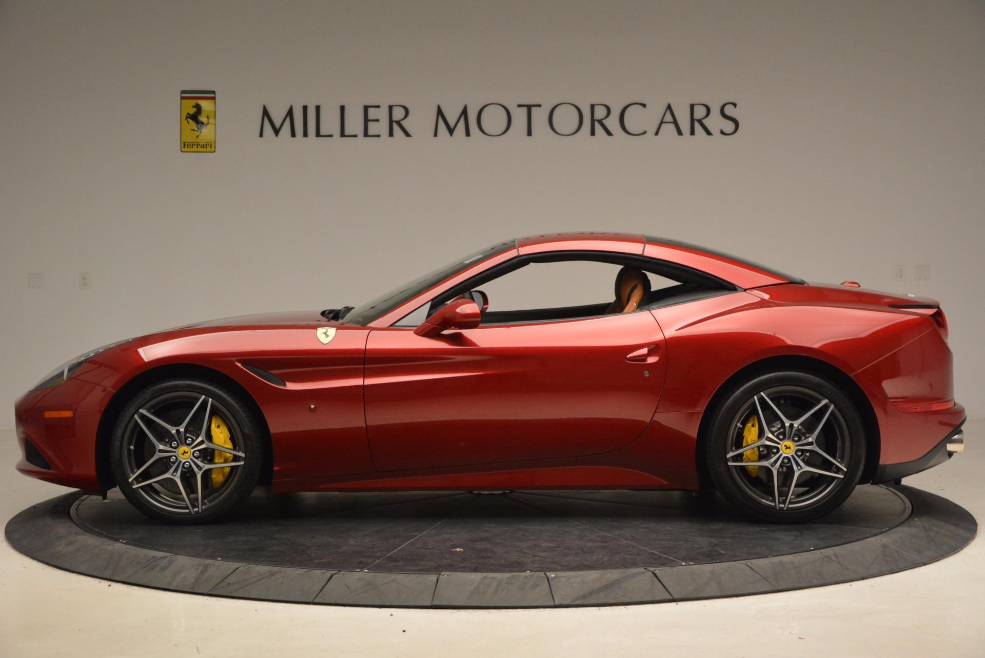 Used 2017 Ferrari California T  For Sale In Greenwich, CT 1395_p15