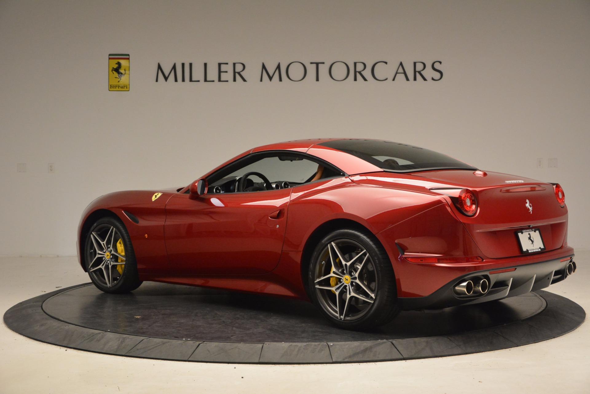 Used 2017 Ferrari California T  For Sale In Greenwich, CT 1395_p16