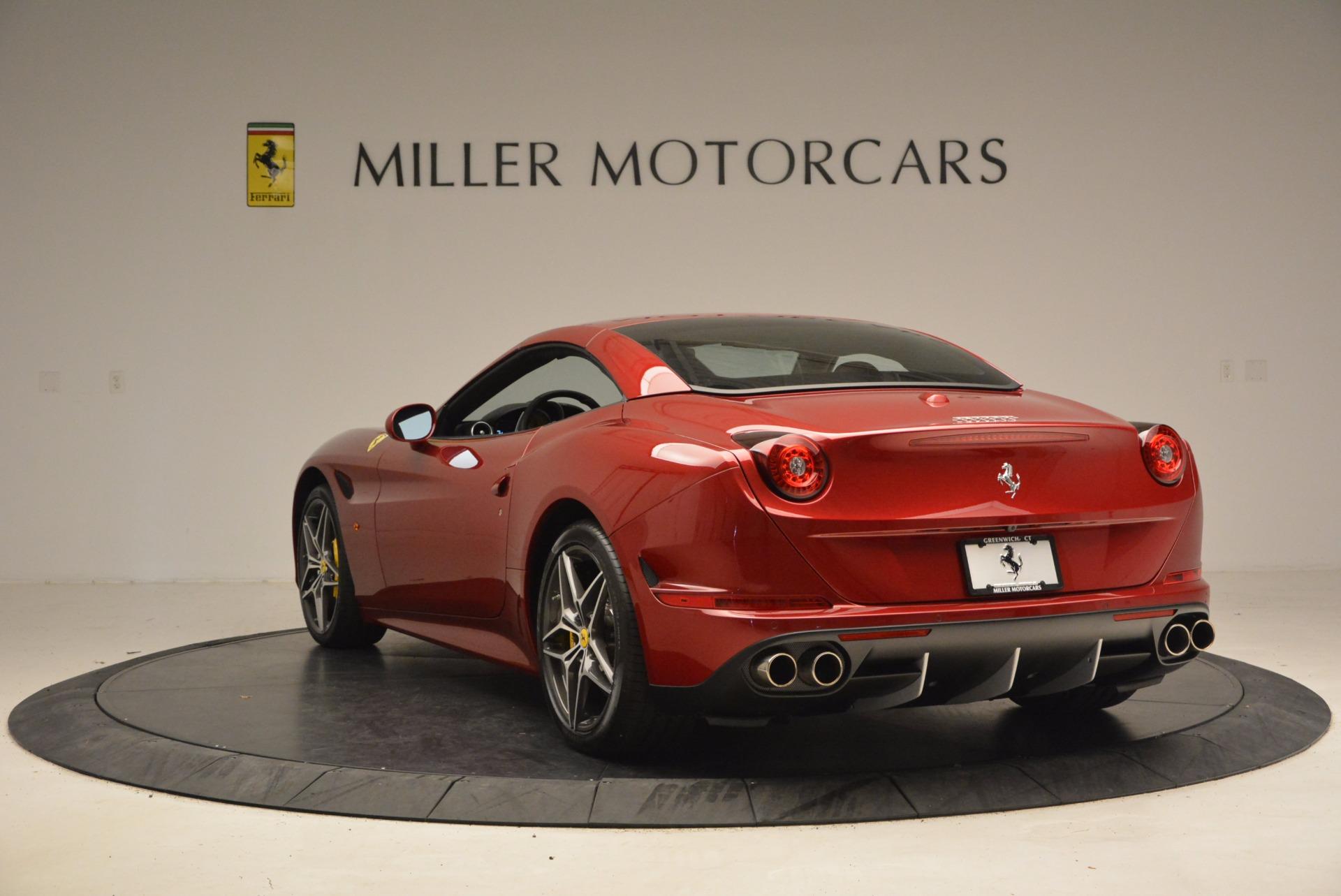 Used 2017 Ferrari California T  For Sale In Greenwich, CT 1395_p17