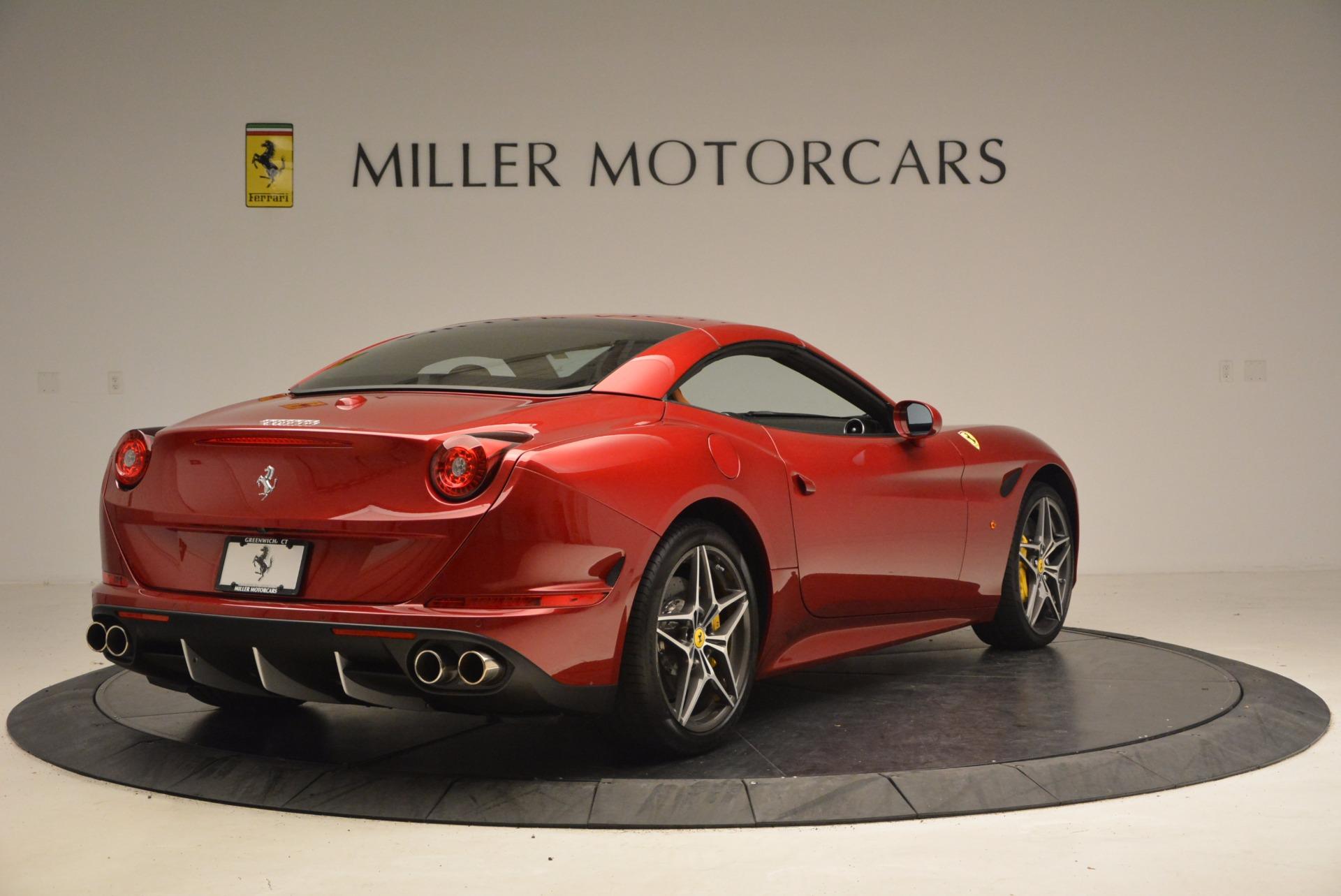 Used 2017 Ferrari California T  For Sale In Greenwich, CT 1395_p19