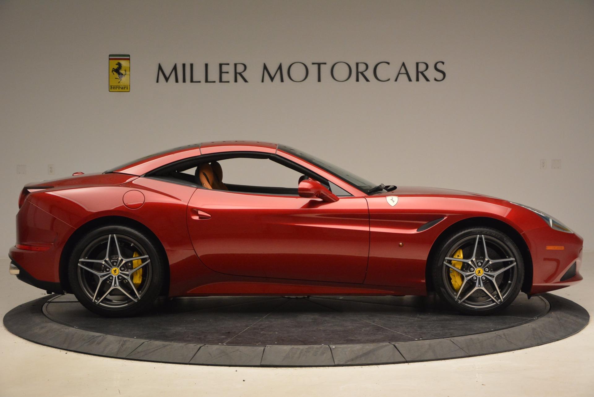 Used 2017 Ferrari California T  For Sale In Greenwich, CT 1395_p21