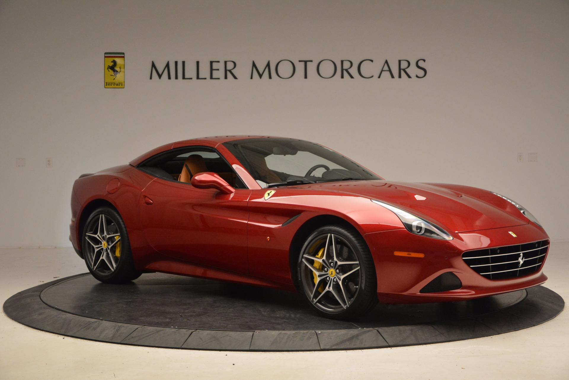 Used 2017 Ferrari California T  For Sale In Greenwich, CT 1395_p22