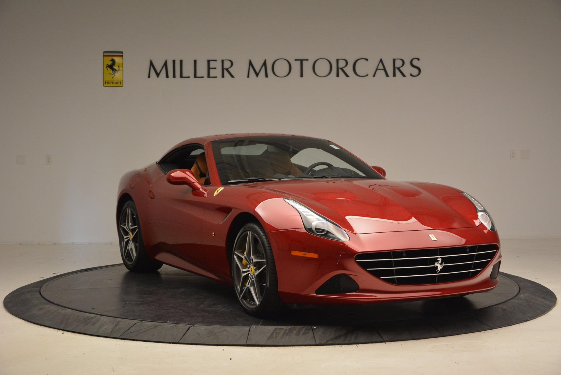 Used 2017 Ferrari California T  For Sale In Greenwich, CT 1395_p23