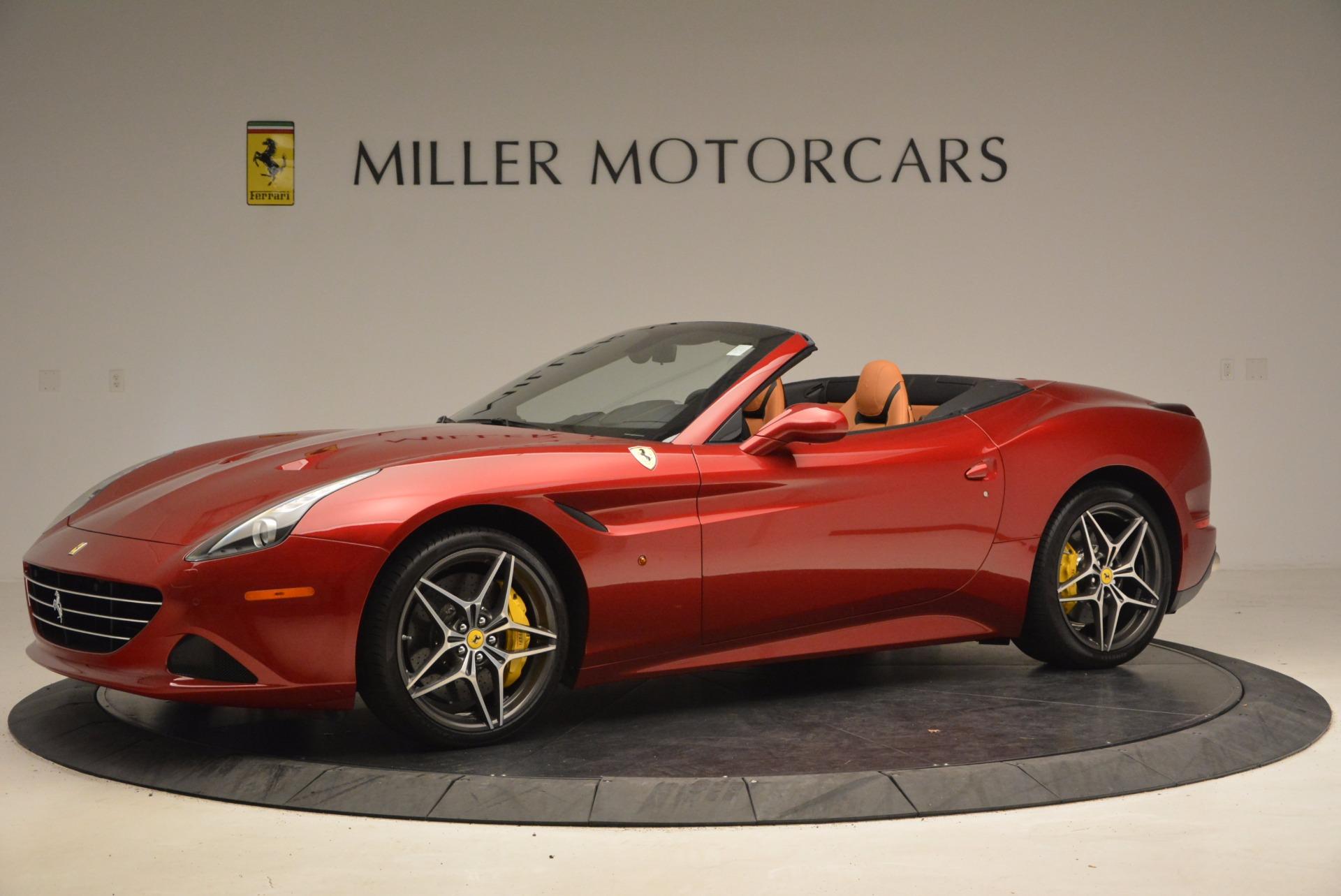 Used 2017 Ferrari California T  For Sale In Greenwich, CT 1395_p2