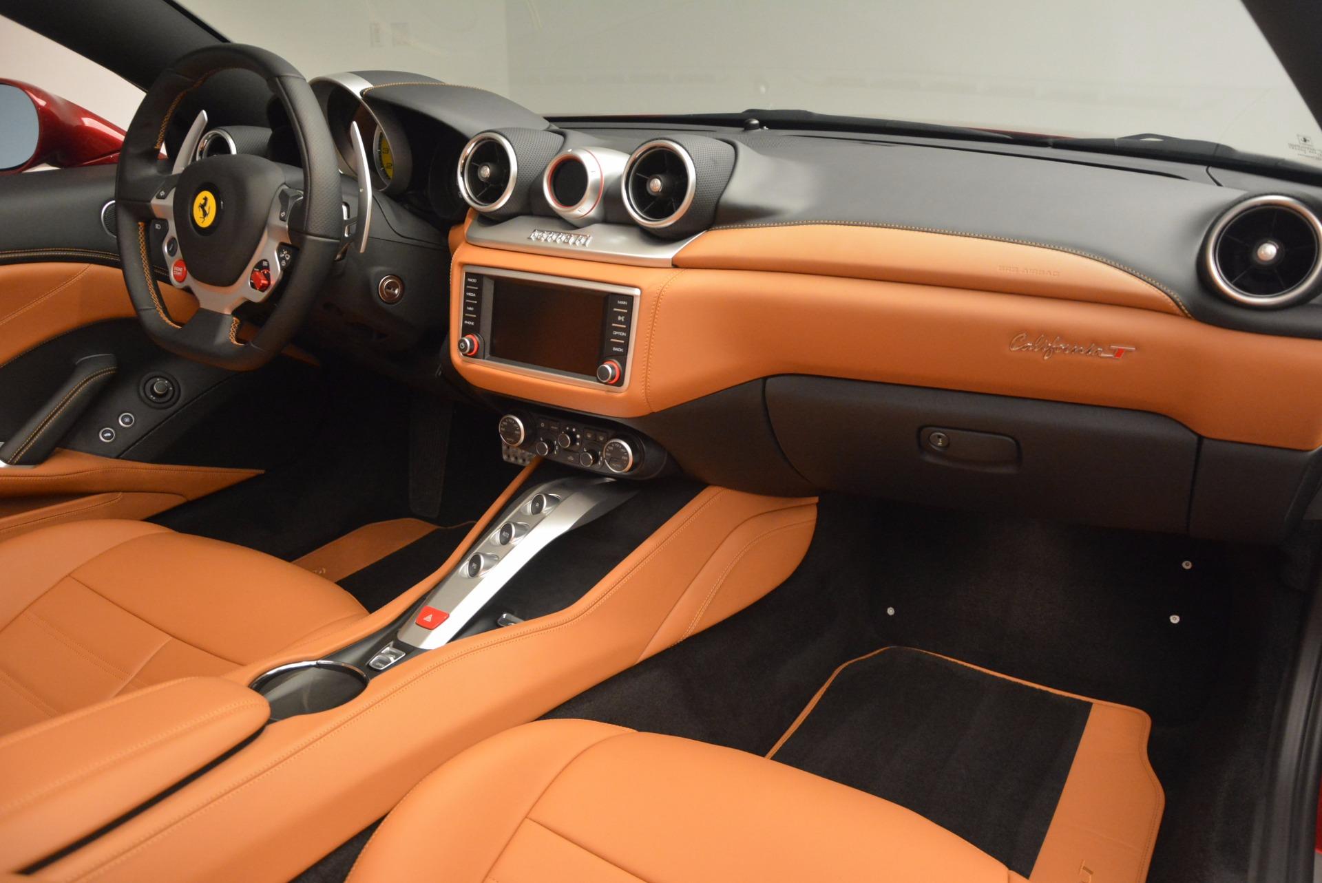 Used 2017 Ferrari California T  For Sale In Greenwich, CT 1395_p30