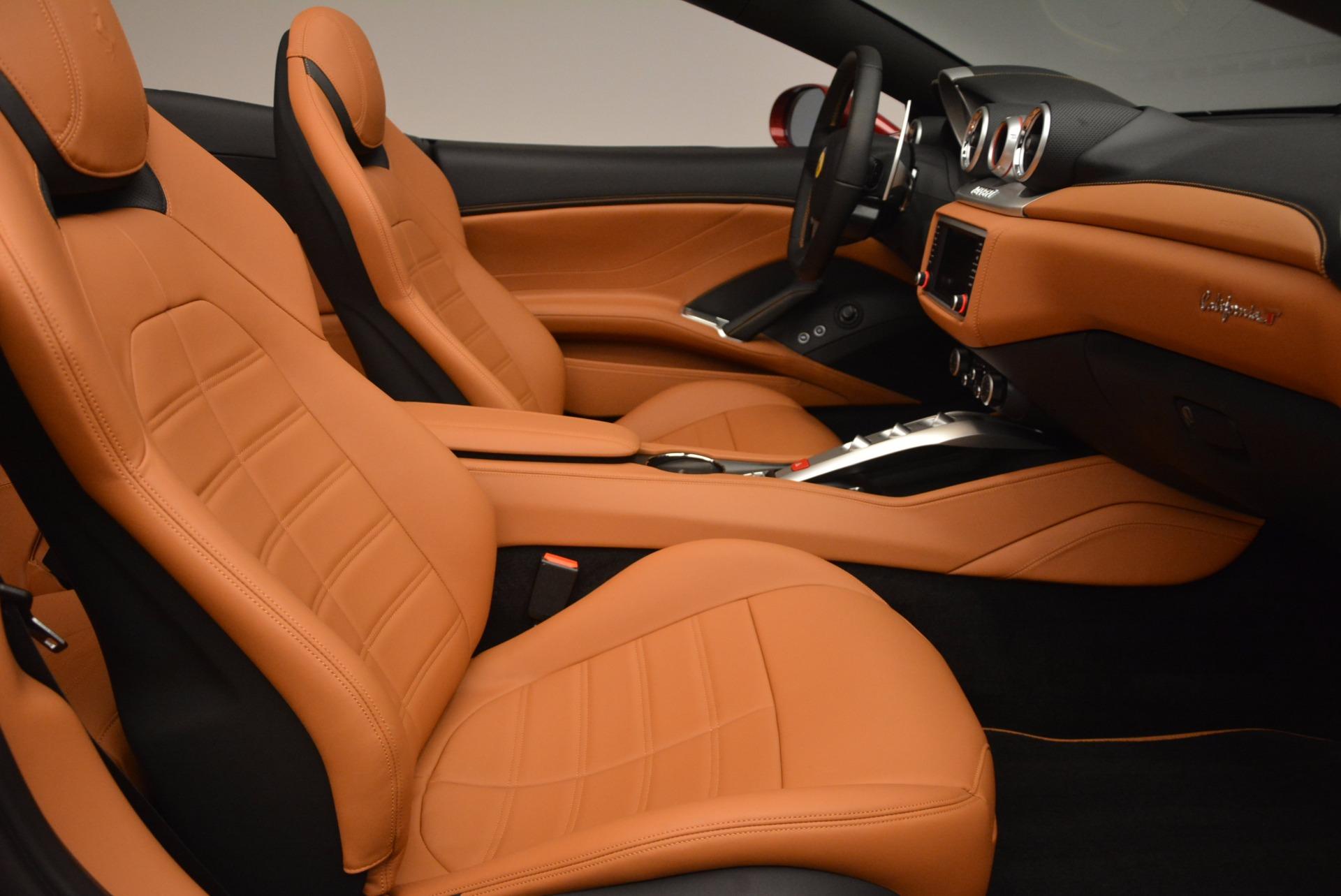 Used 2017 Ferrari California T  For Sale In Greenwich, CT 1395_p31