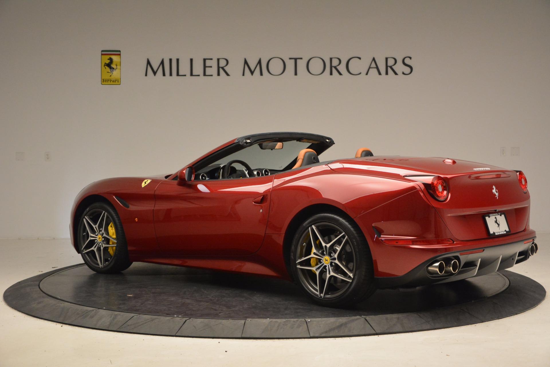Used 2017 Ferrari California T  For Sale In Greenwich, CT 1395_p4