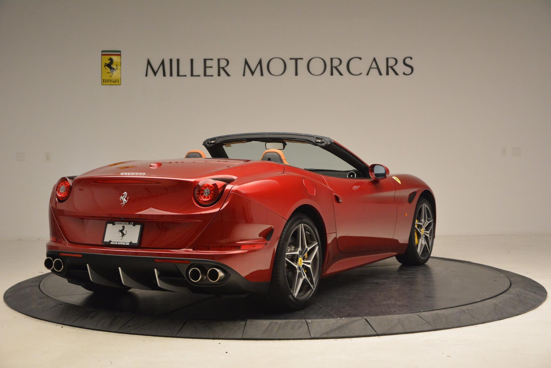 Used 2017 Ferrari California T  For Sale In Greenwich, CT 1395_p7