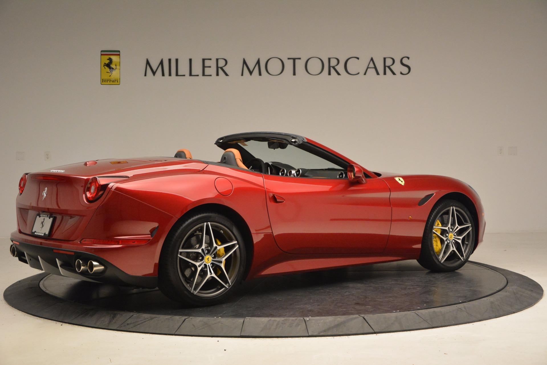 Used 2017 Ferrari California T  For Sale In Greenwich, CT 1395_p8
