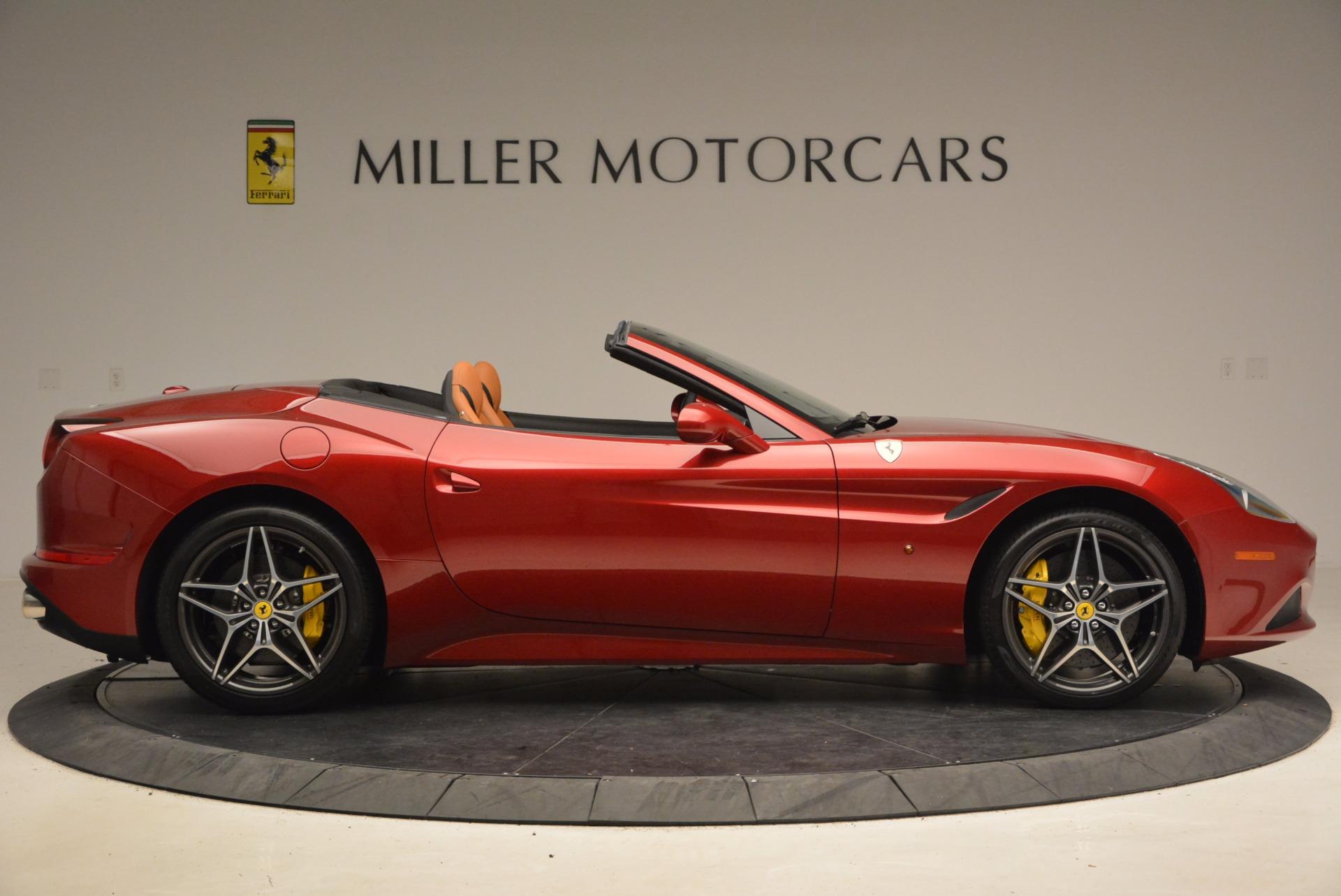 Used 2017 Ferrari California T  For Sale In Greenwich, CT 1395_p9