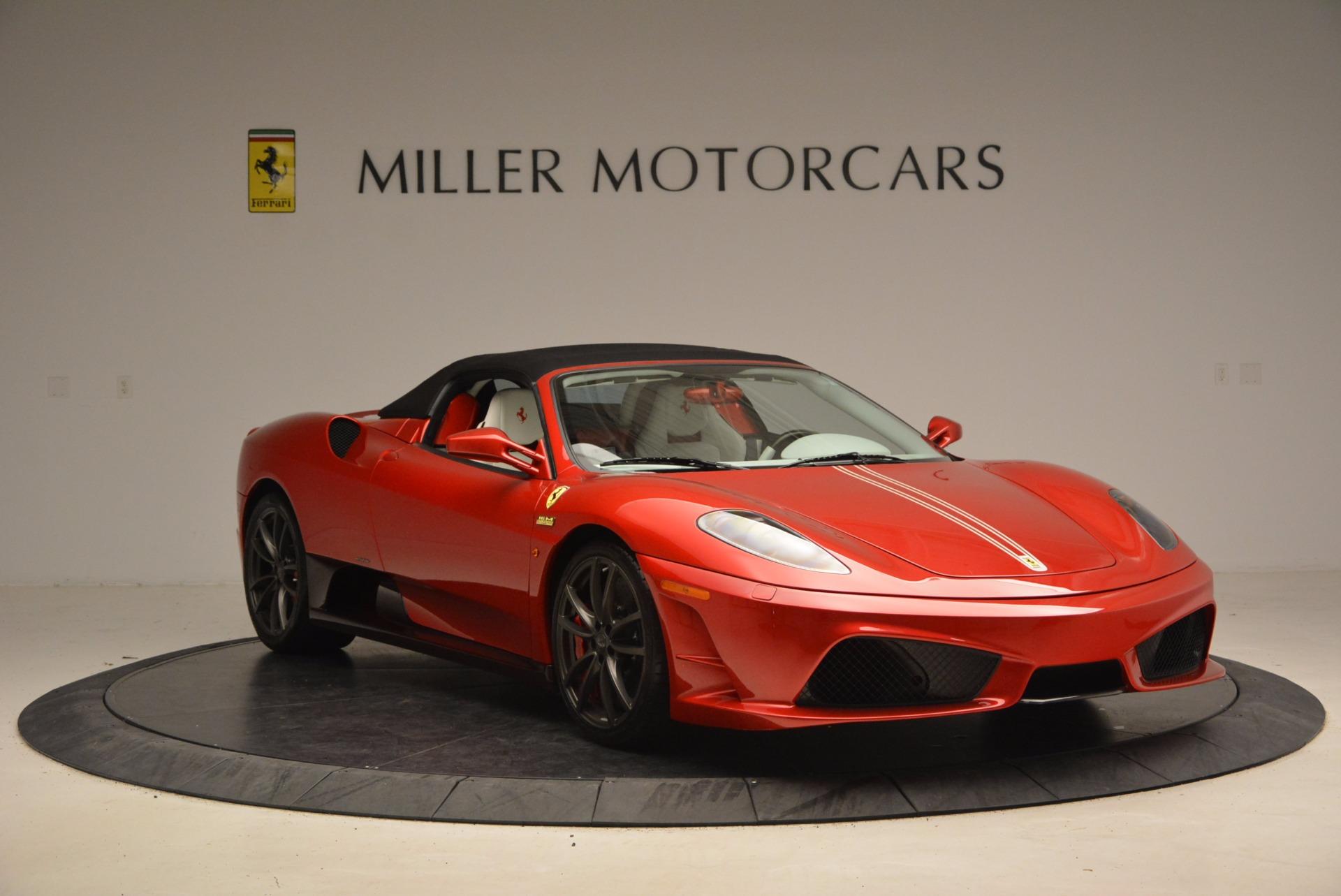 Used 2009 Ferrari F430 Scuderia 16M For Sale In Greenwich, CT 1398_p23