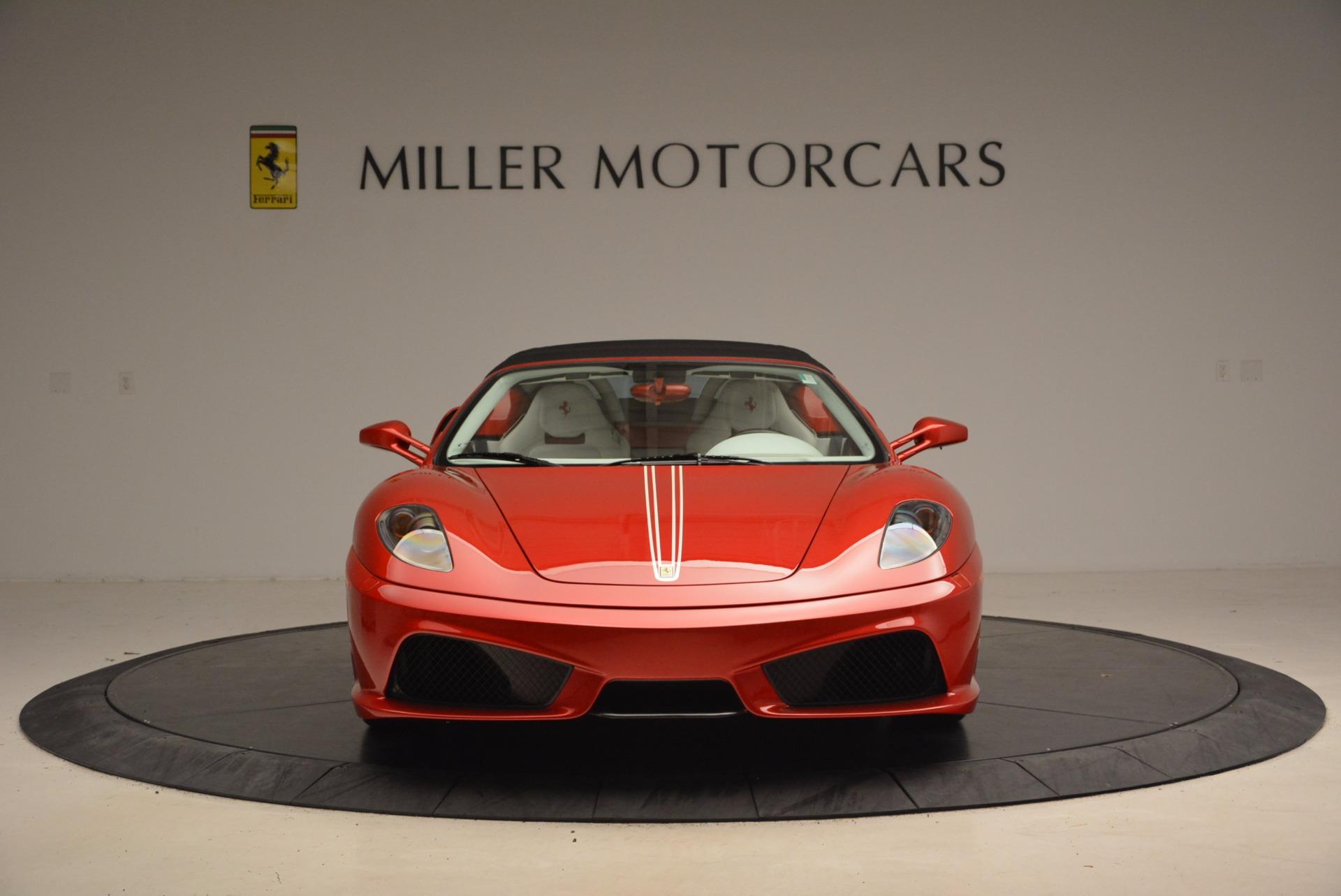 Used 2009 Ferrari F430 Scuderia 16M For Sale In Greenwich, CT 1398_p24