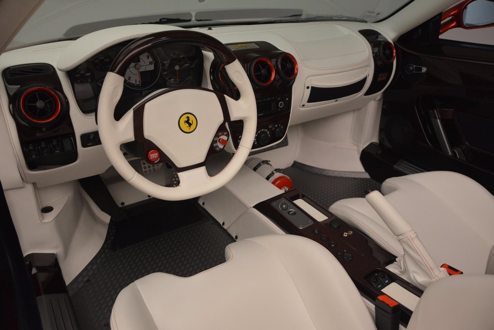 Used 2009 Ferrari F430 Scuderia 16M For Sale In Greenwich, CT 1398_p25