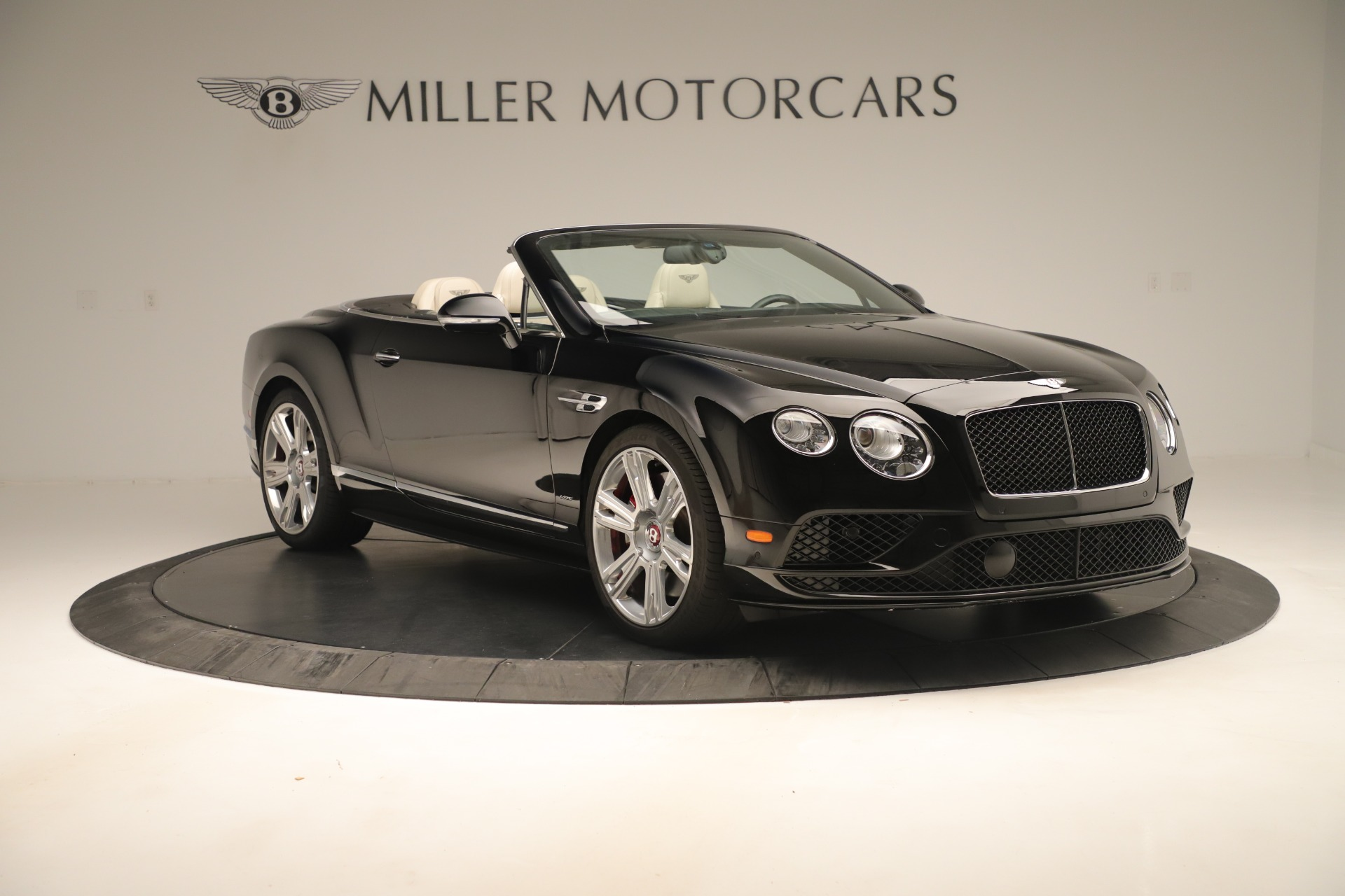 Used 2016 Bentley Continental GT V8 S Convertible  For Sale In Greenwich, CT 14_p11