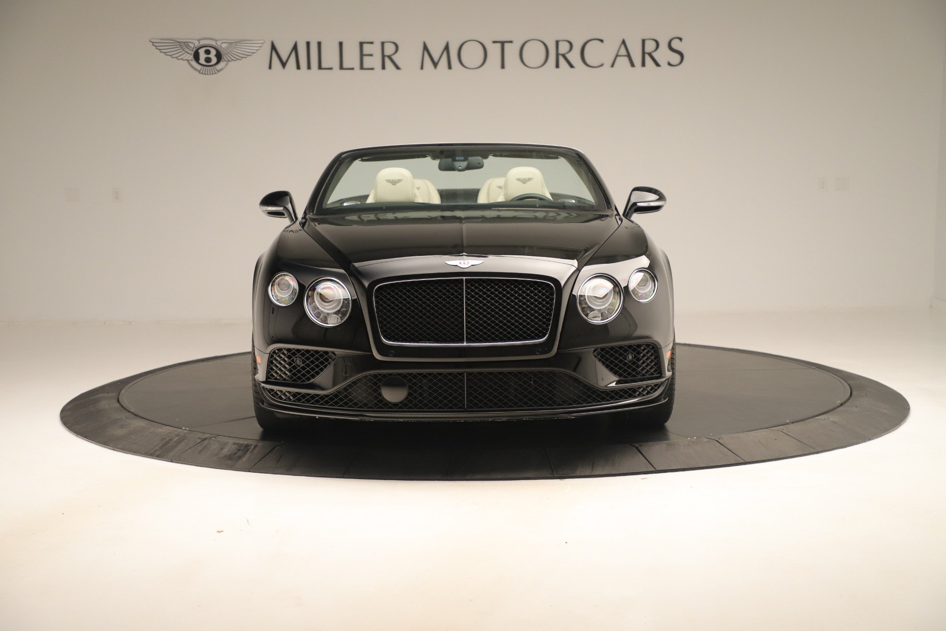 Used 2016 Bentley Continental GT V8 S Convertible  For Sale In Greenwich, CT 14_p12