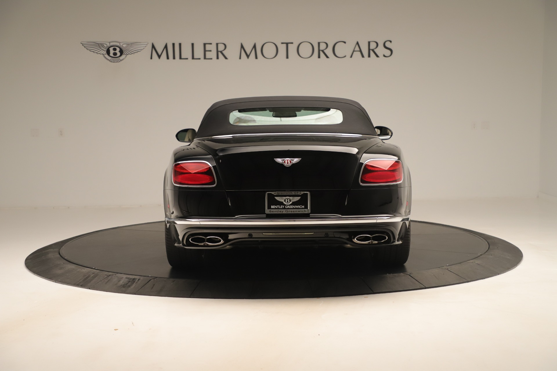 Used 2016 Bentley Continental GT V8 S Convertible  For Sale In Greenwich, CT 14_p16