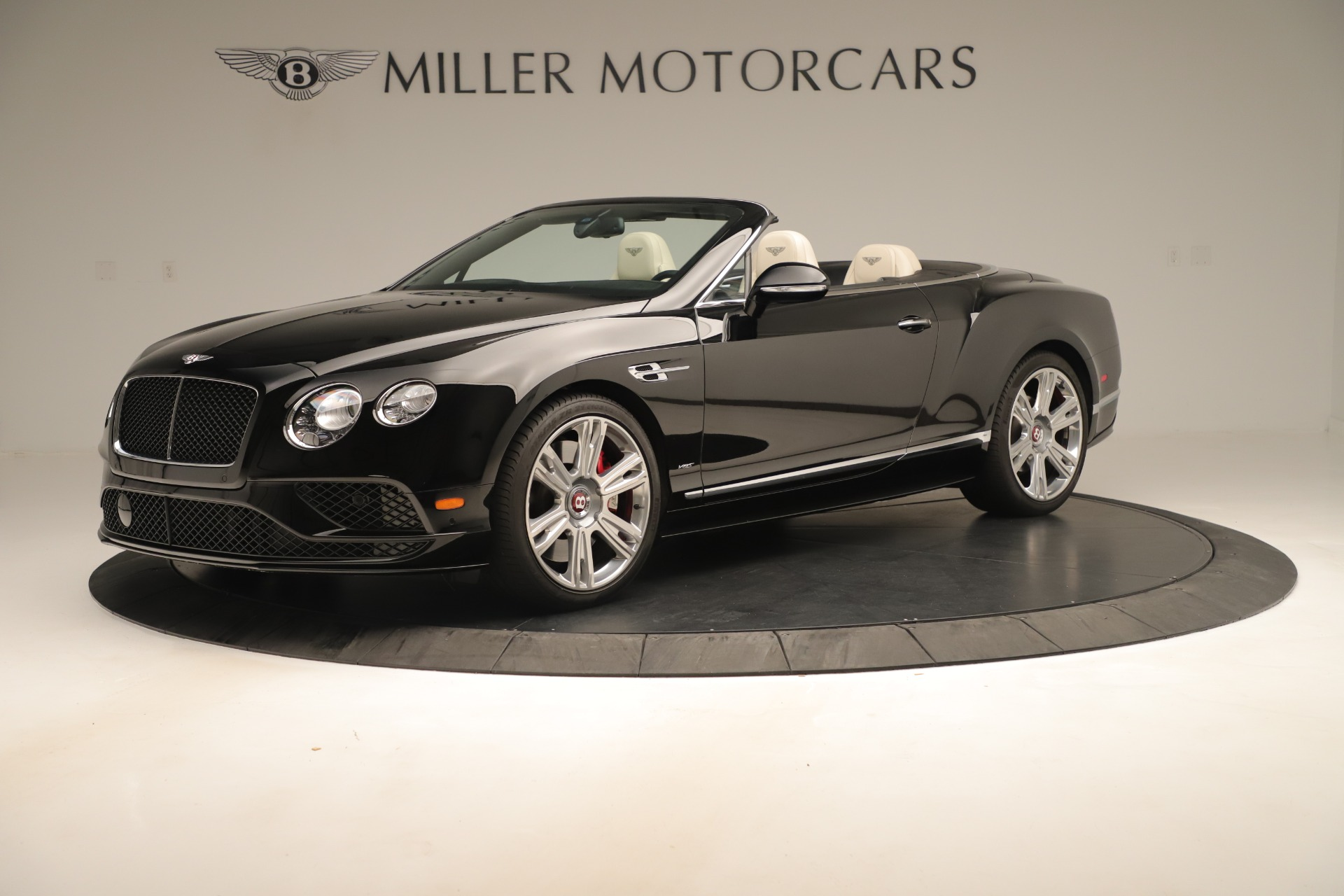 Used 2016 Bentley Continental GT V8 S Convertible  For Sale In Greenwich, CT 14_p2