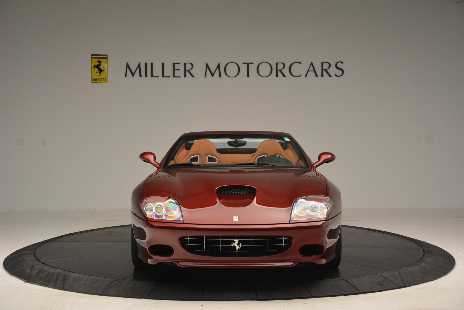 Used 2005 Ferrari Superamerica  For Sale In Greenwich, CT 140_p12