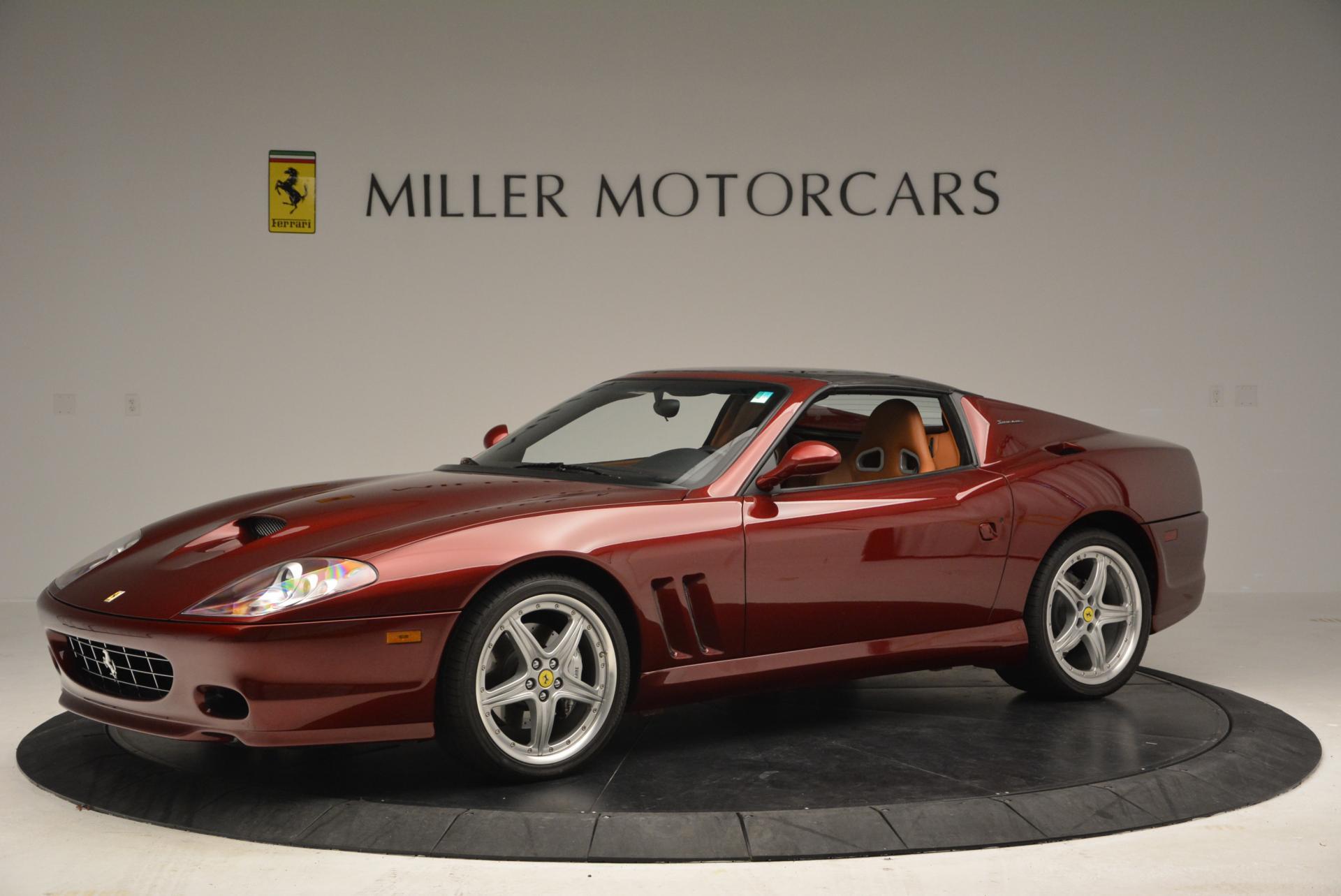 Used 2005 Ferrari Superamerica  For Sale In Greenwich, CT 140_p14