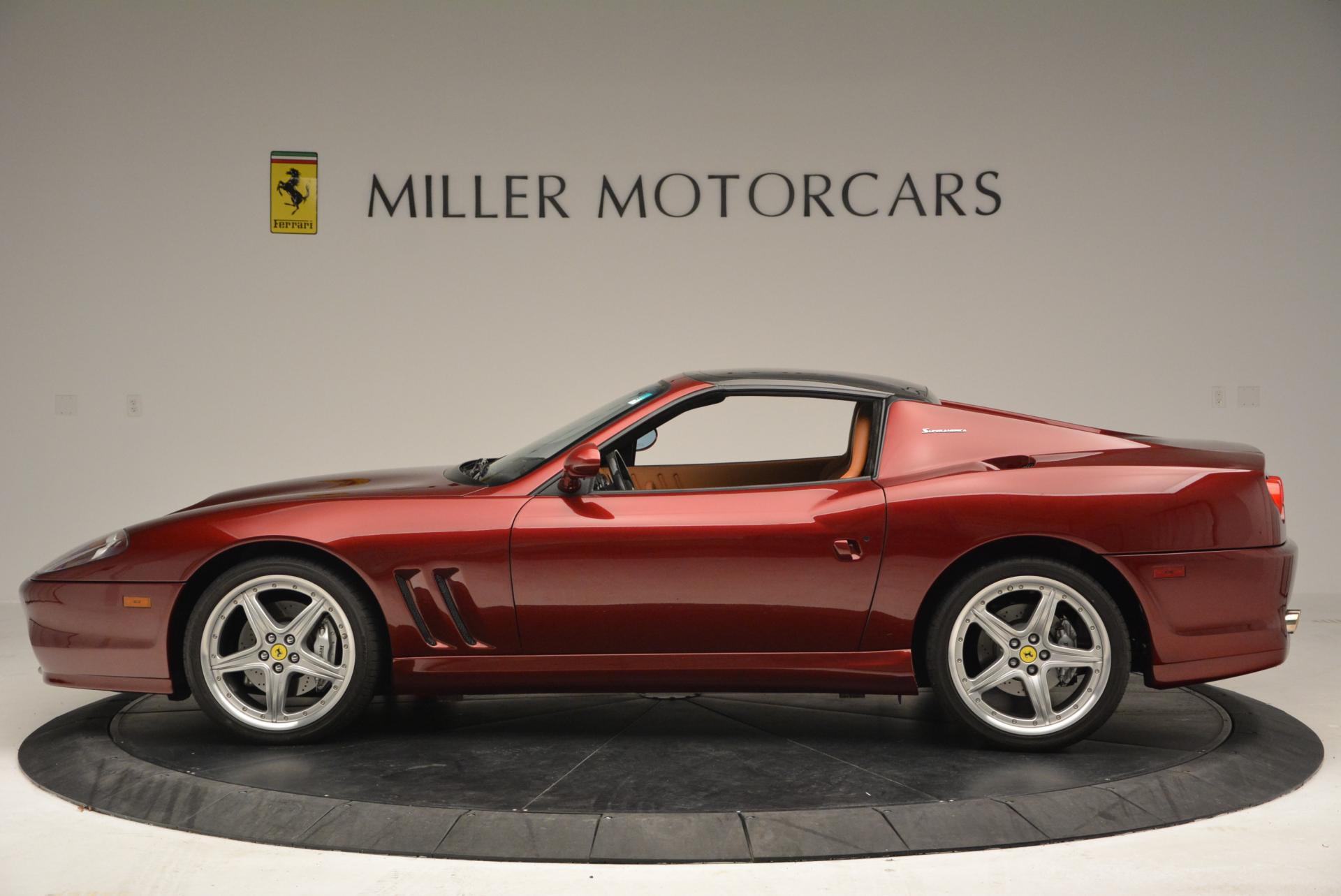 Used 2005 Ferrari Superamerica  For Sale In Greenwich, CT 140_p15