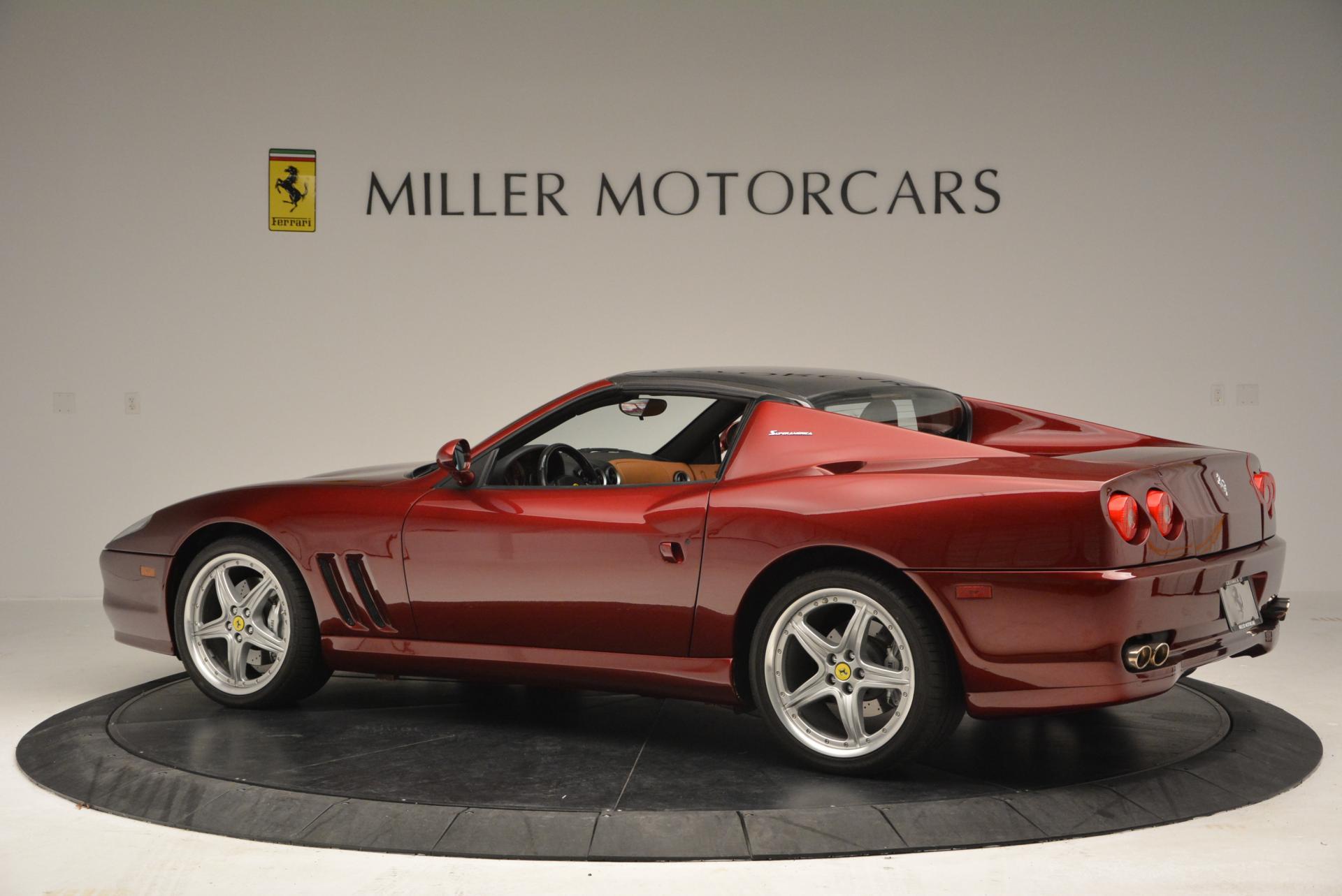 Used 2005 Ferrari Superamerica  For Sale In Greenwich, CT 140_p16