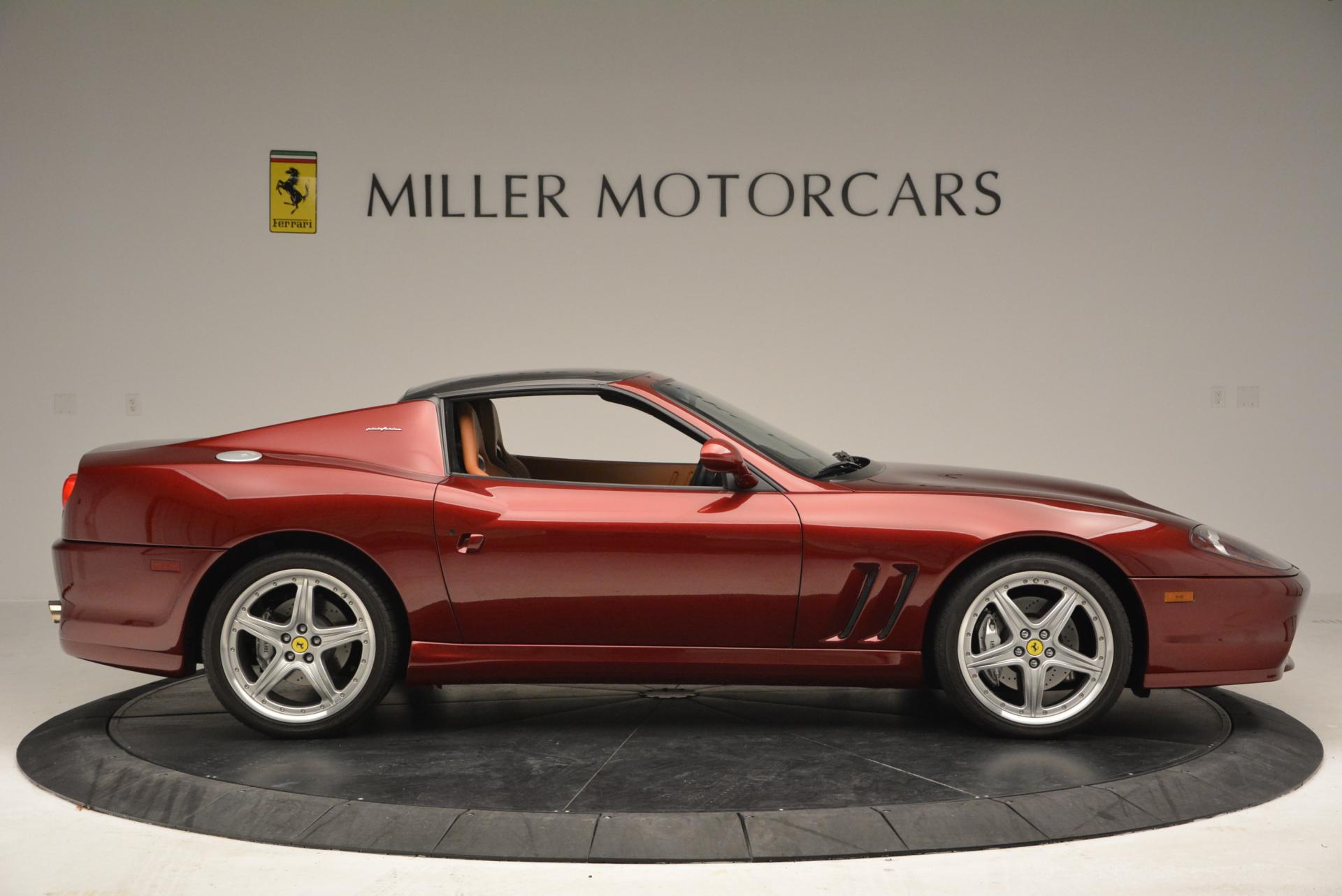 Used 2005 Ferrari Superamerica  For Sale In Greenwich, CT 140_p21
