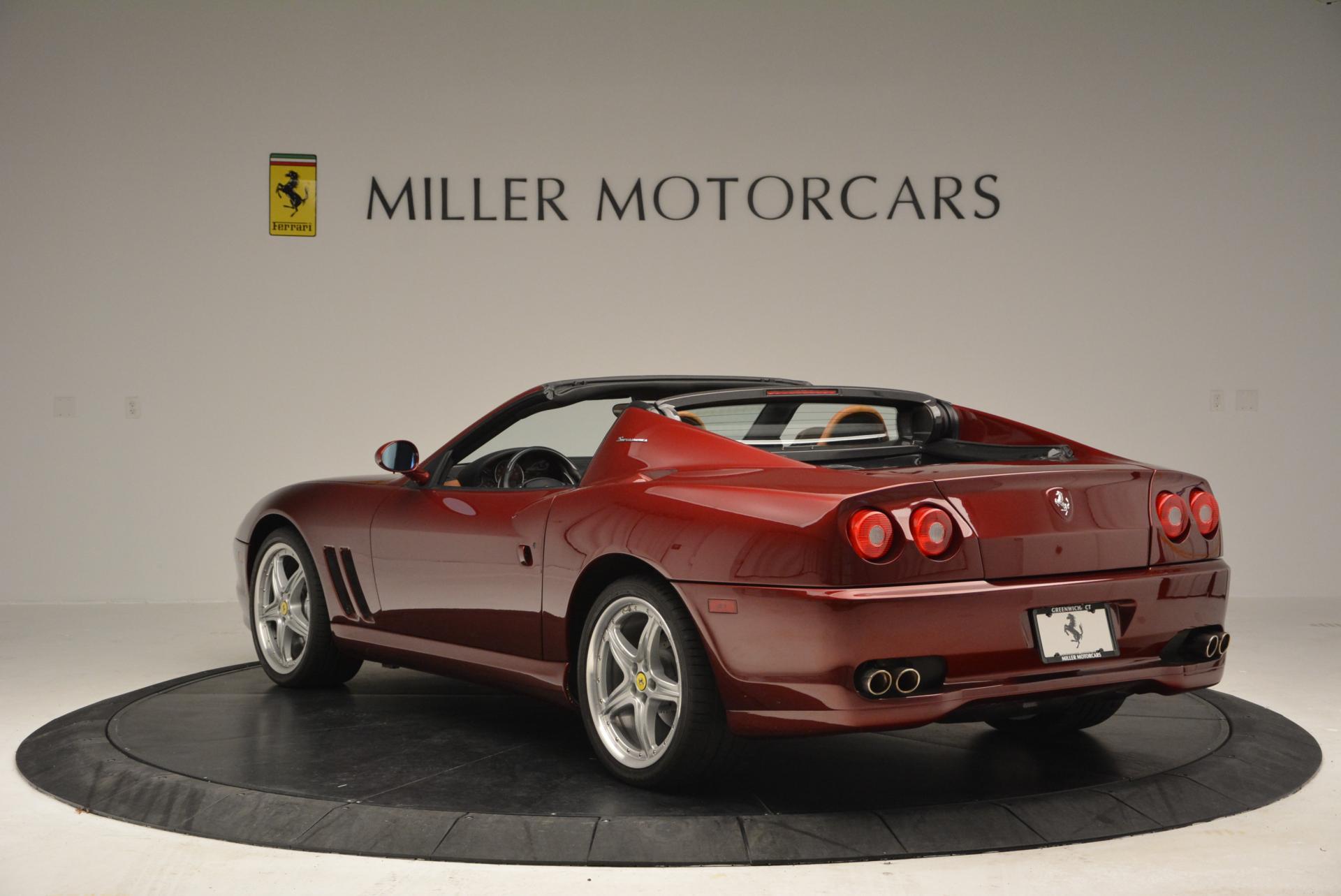 Used 2005 Ferrari Superamerica  For Sale In Greenwich, CT 140_p5