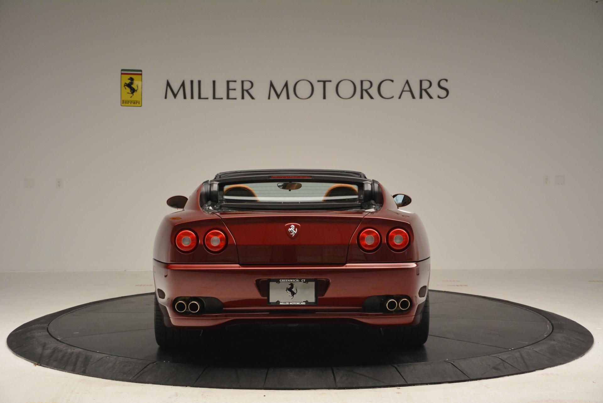Used 2005 Ferrari Superamerica  For Sale In Greenwich, CT 140_p6
