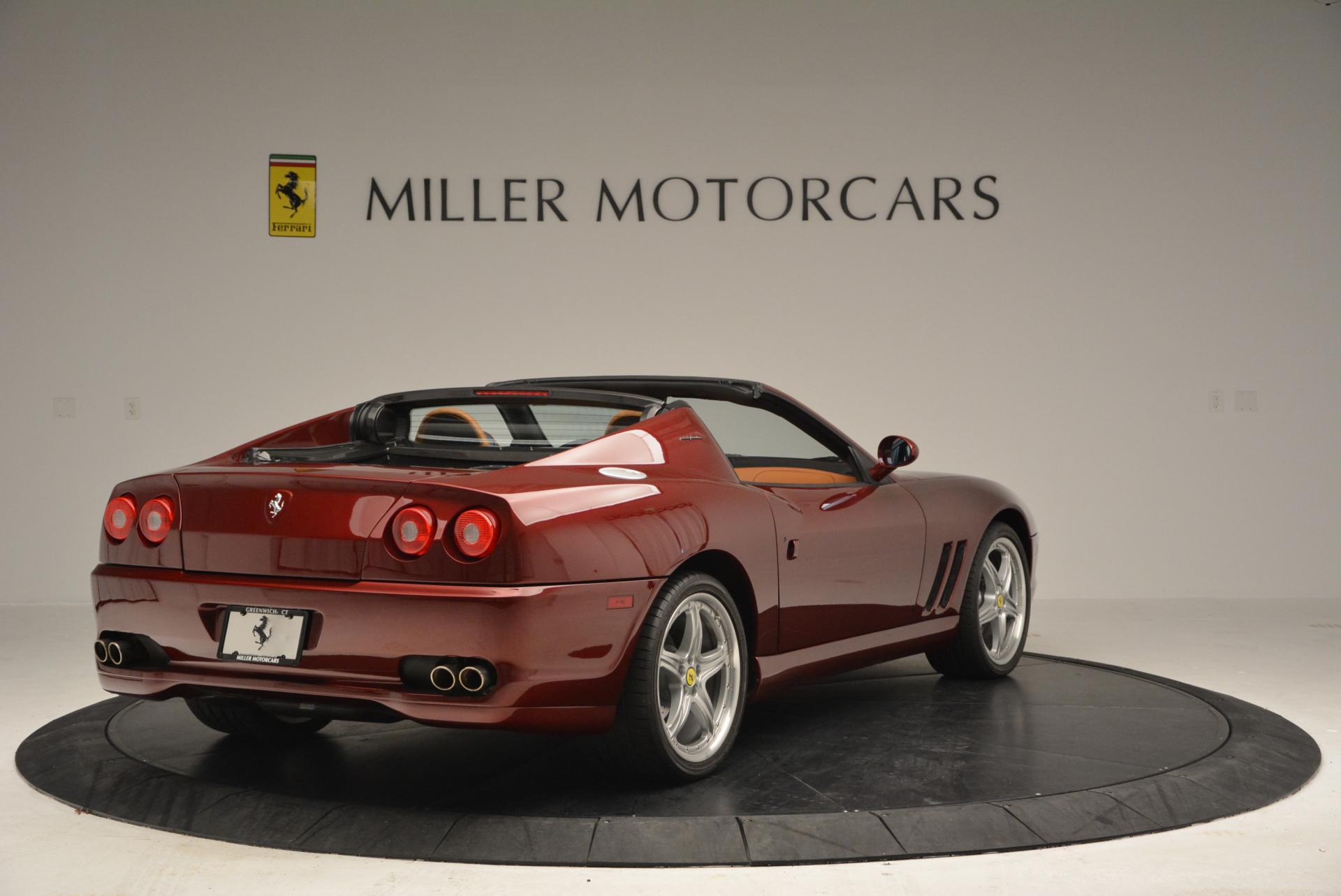 Used 2005 Ferrari Superamerica  For Sale In Greenwich, CT 140_p7