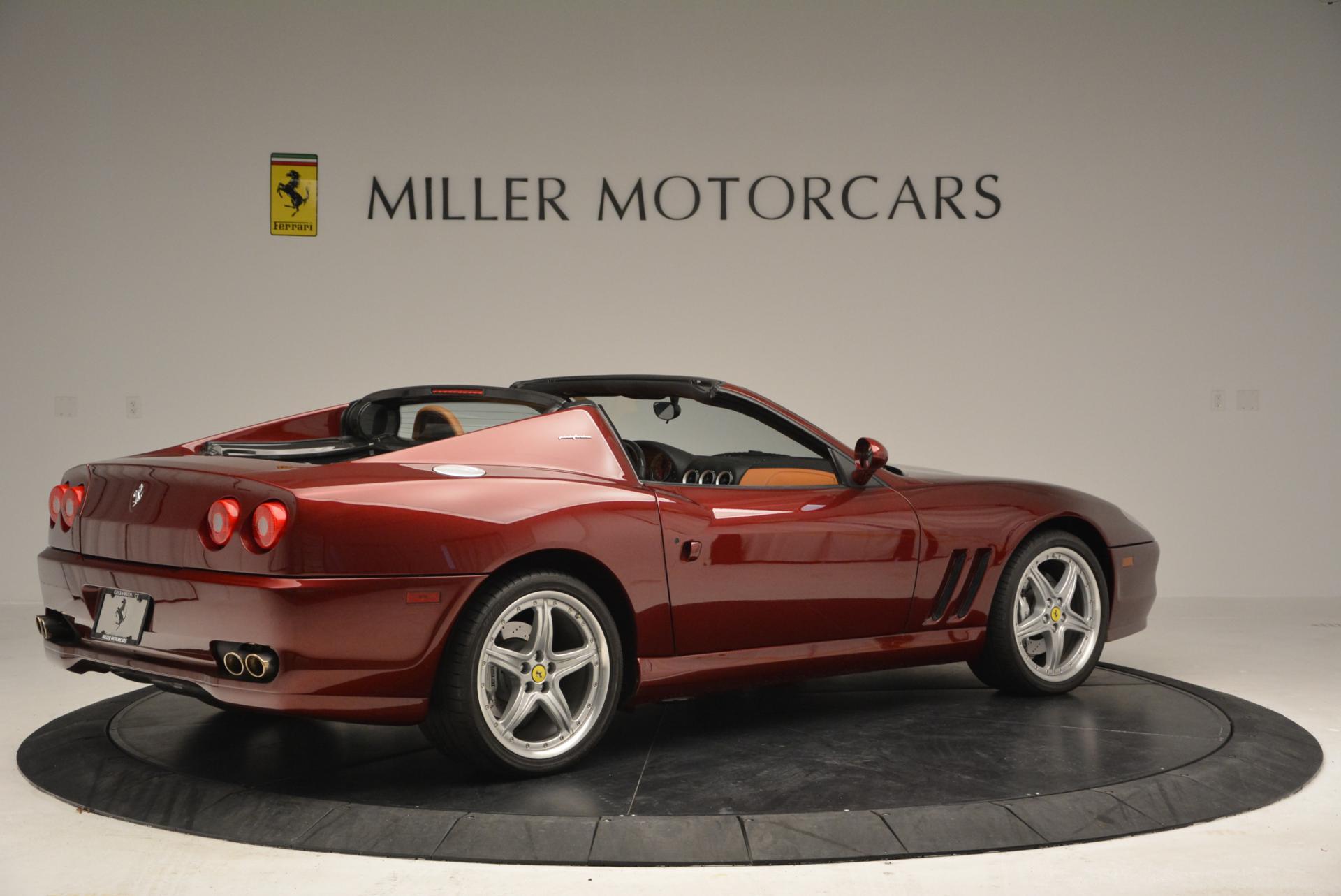 Used 2005 Ferrari Superamerica  For Sale In Greenwich, CT 140_p8
