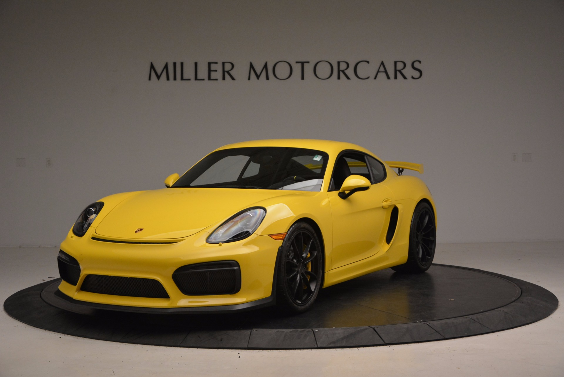 Used 2016 Porsche Cayman GT4 For Sale In Greenwich, CT