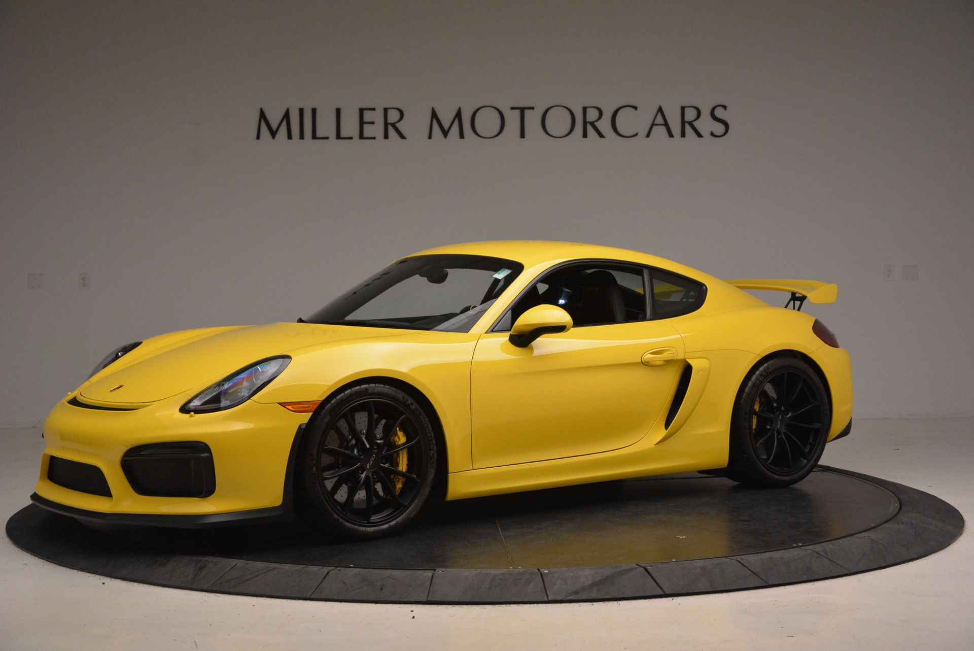 Used 2016 Porsche Cayman GT4 For Sale In Greenwich, CT 1401_p2