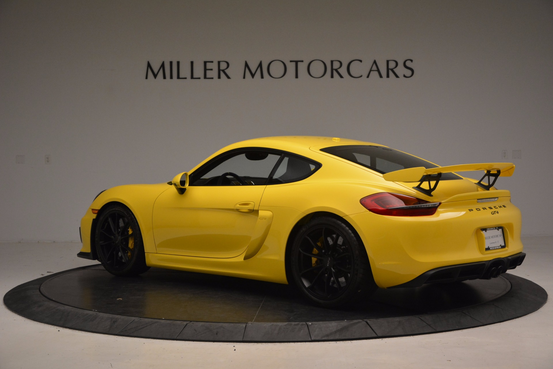 Used 2016 Porsche Cayman GT4 For Sale In Greenwich, CT 1401_p4