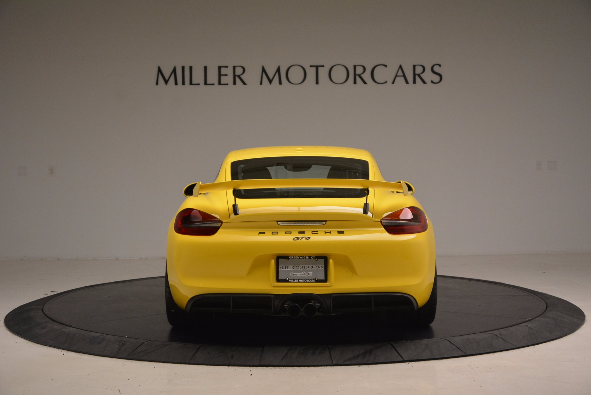 Used 2016 Porsche Cayman GT4 For Sale In Greenwich, CT 1401_p6