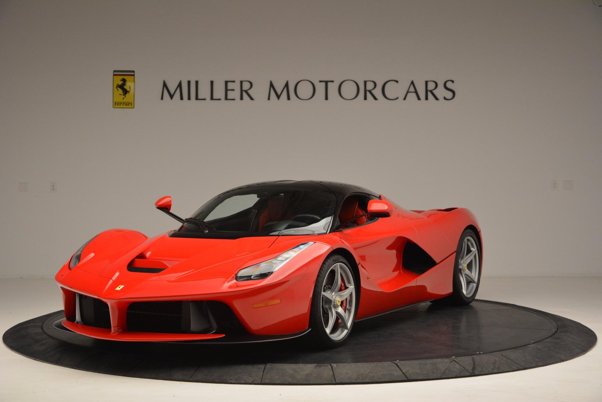 Used 2015 Ferrari LaFerrari  For Sale In Greenwich, CT 1402_main