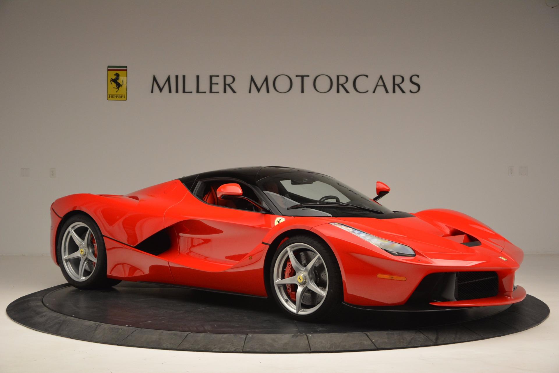Used 2015 Ferrari LaFerrari  For Sale In Greenwich, CT 1402_p10