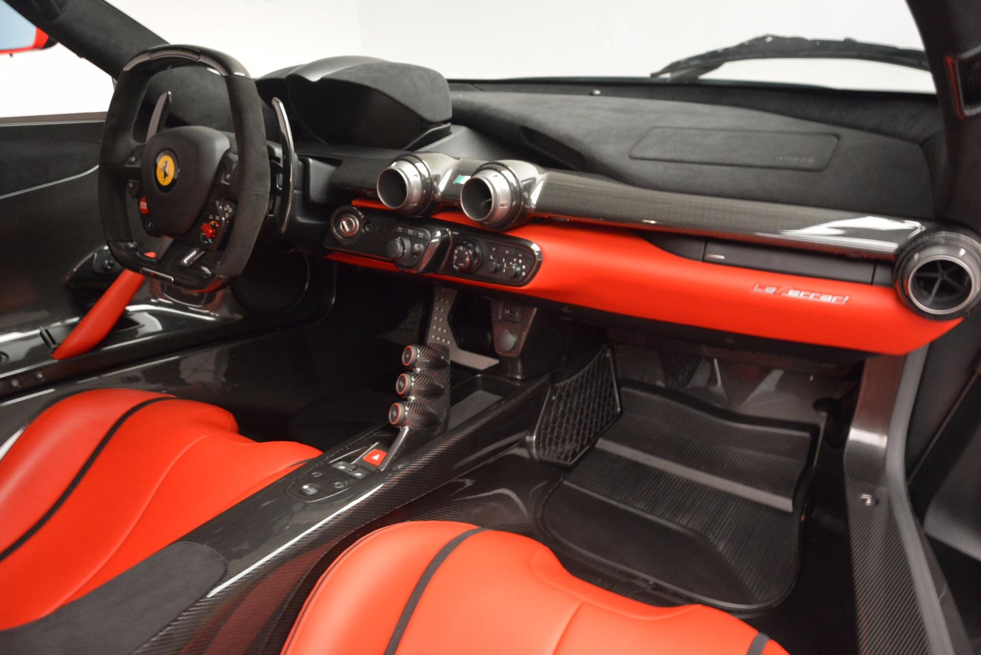 Used 2015 Ferrari LaFerrari  For Sale In Greenwich, CT 1402_p16