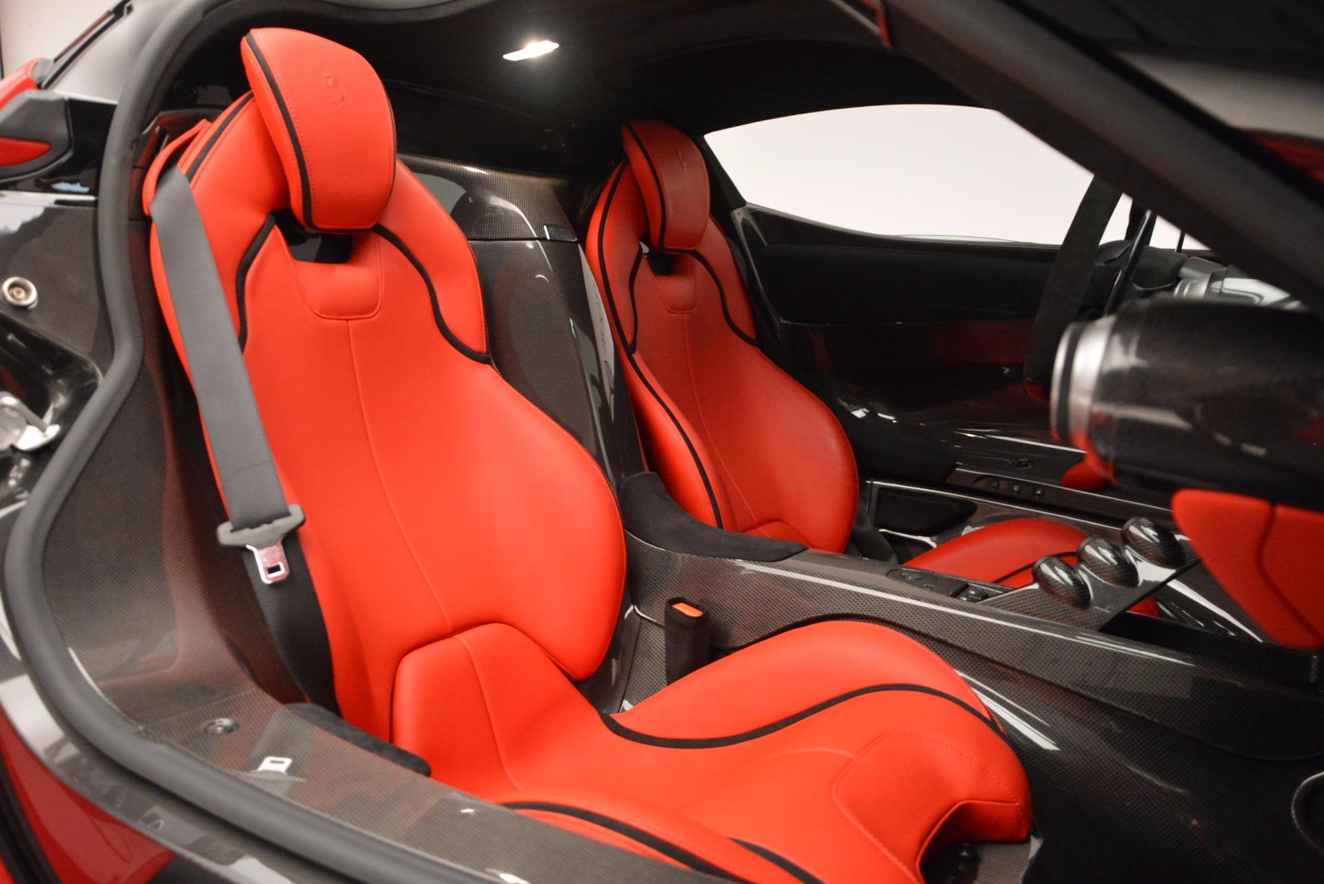 Used 2015 Ferrari LaFerrari  For Sale In Greenwich, CT 1402_p18