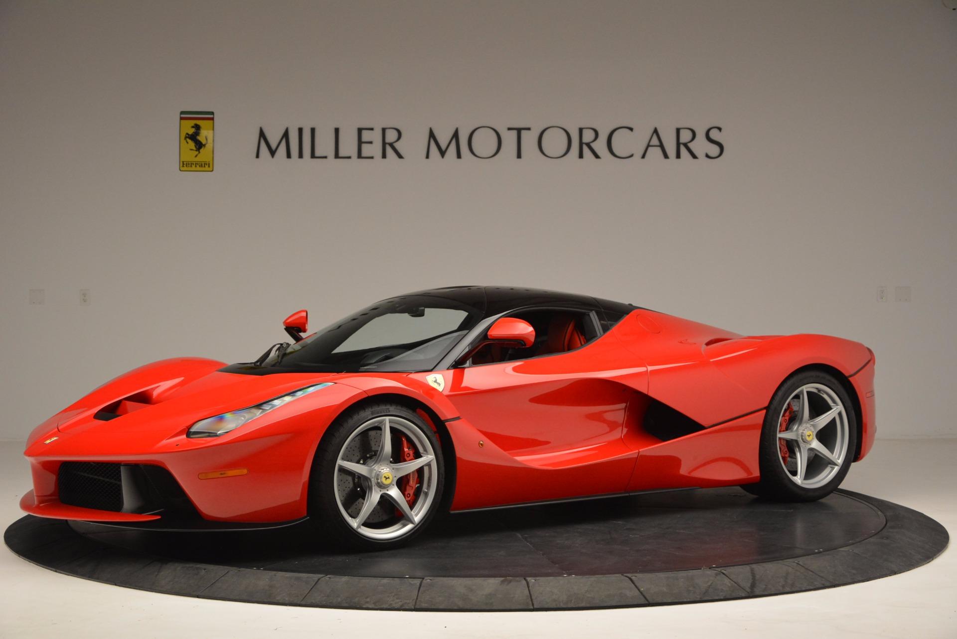 Used 2015 Ferrari LaFerrari  For Sale In Greenwich, CT 1402_p2