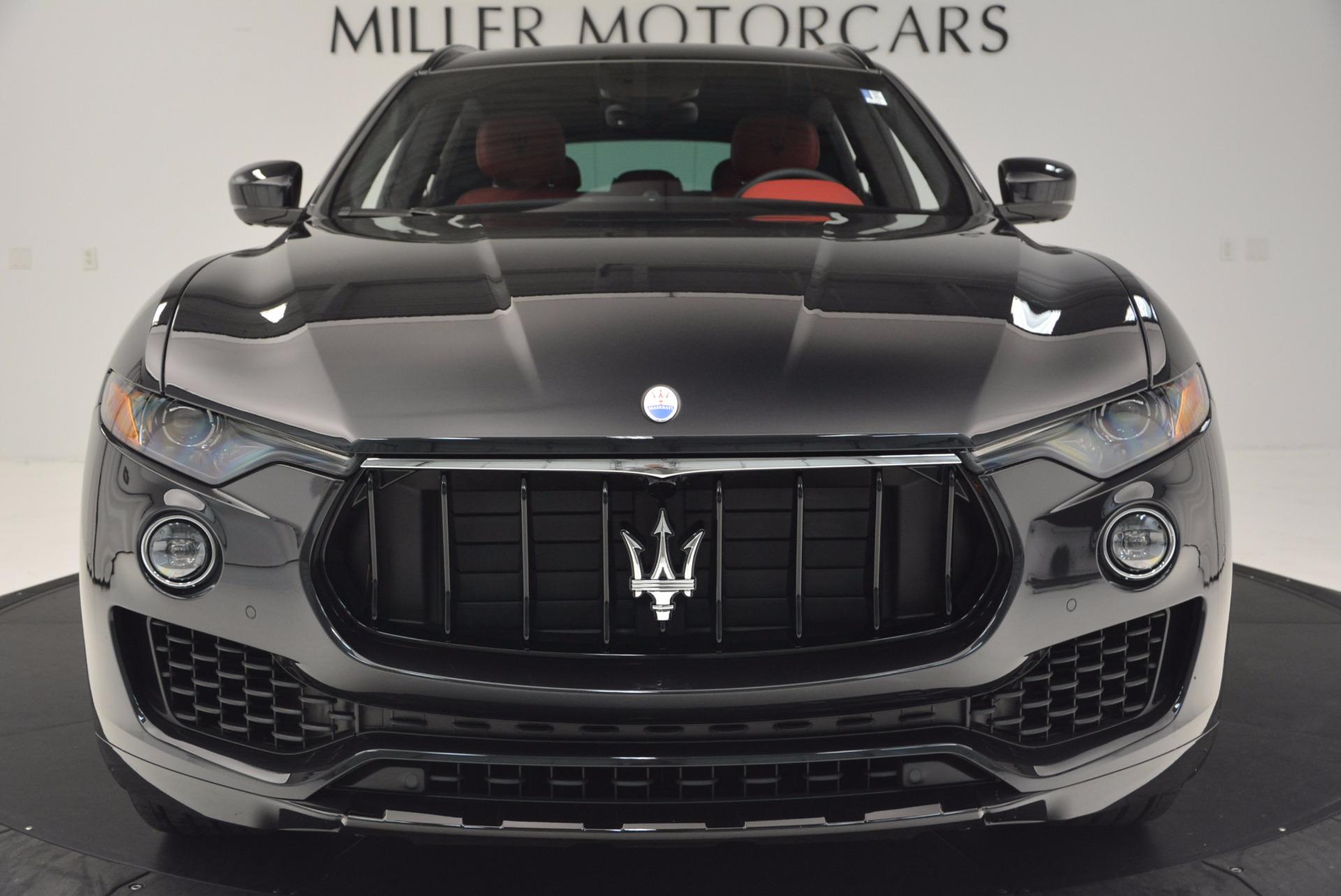 New 2017 Maserati Levante  For Sale In Greenwich, CT 1406_p13
