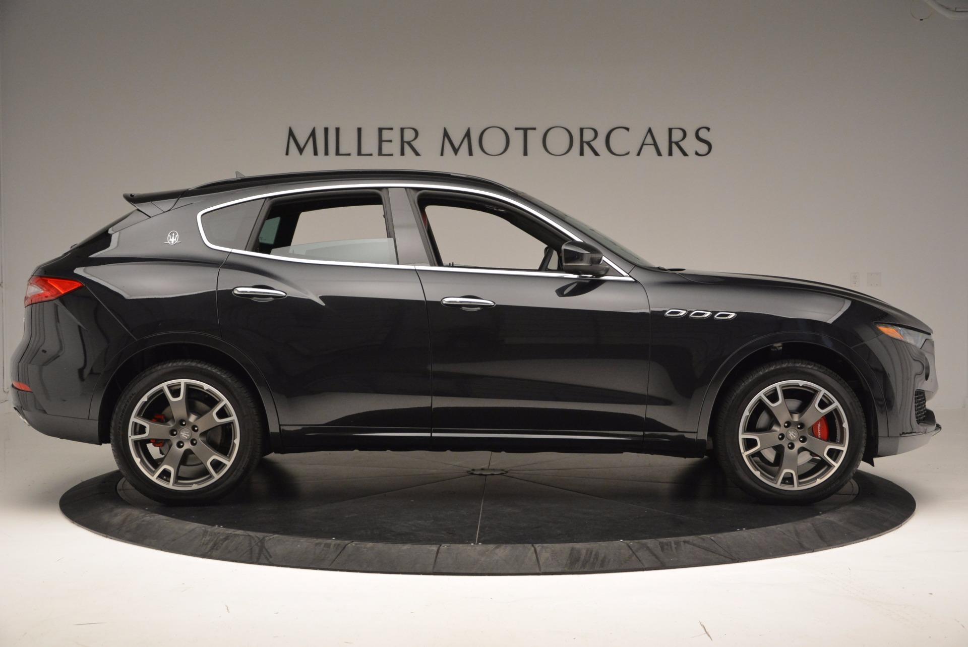 New 2017 Maserati Levante  For Sale In Greenwich, CT 1406_p9