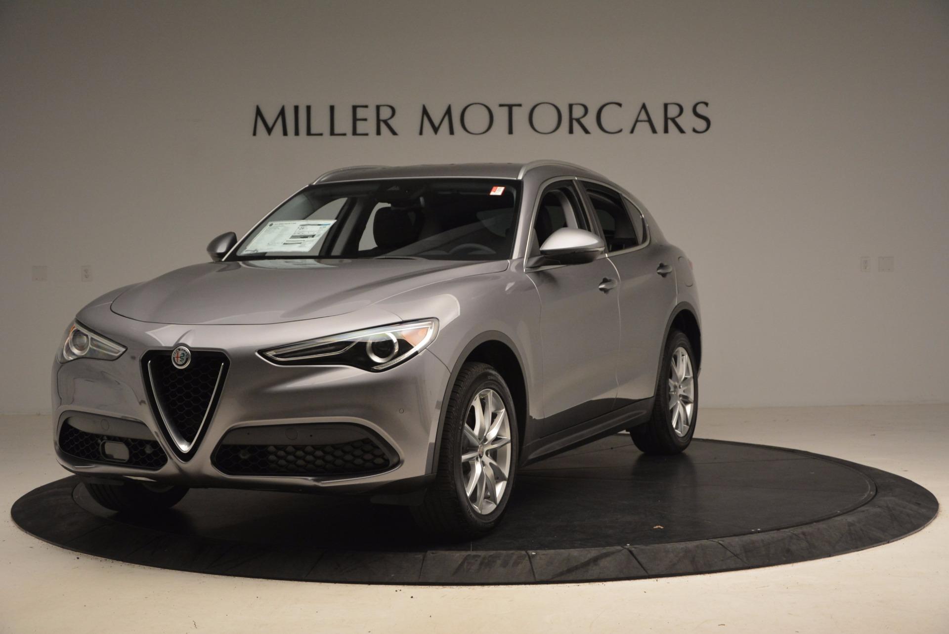 New 2018 Alfa Romeo Stelvio Ti Q4 For Sale In Greenwich, CT 1409_main
