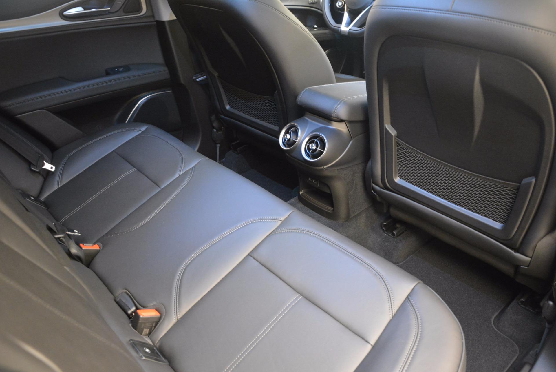 New 2018 Alfa Romeo Stelvio Ti Q4 For Sale In Greenwich, CT 1409_p21