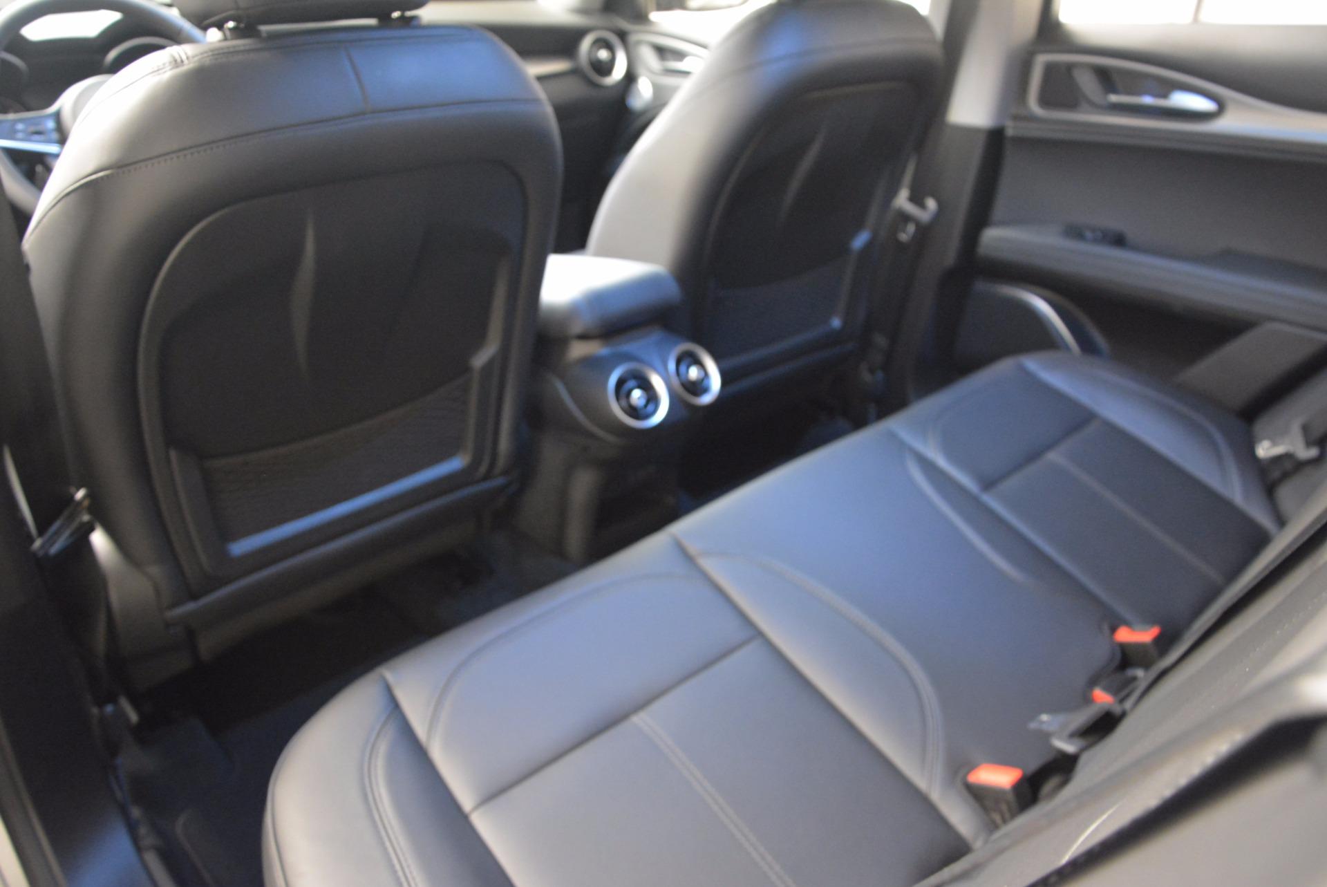 New 2018 Alfa Romeo Stelvio Ti Q4 For Sale In Greenwich, CT 1409_p24