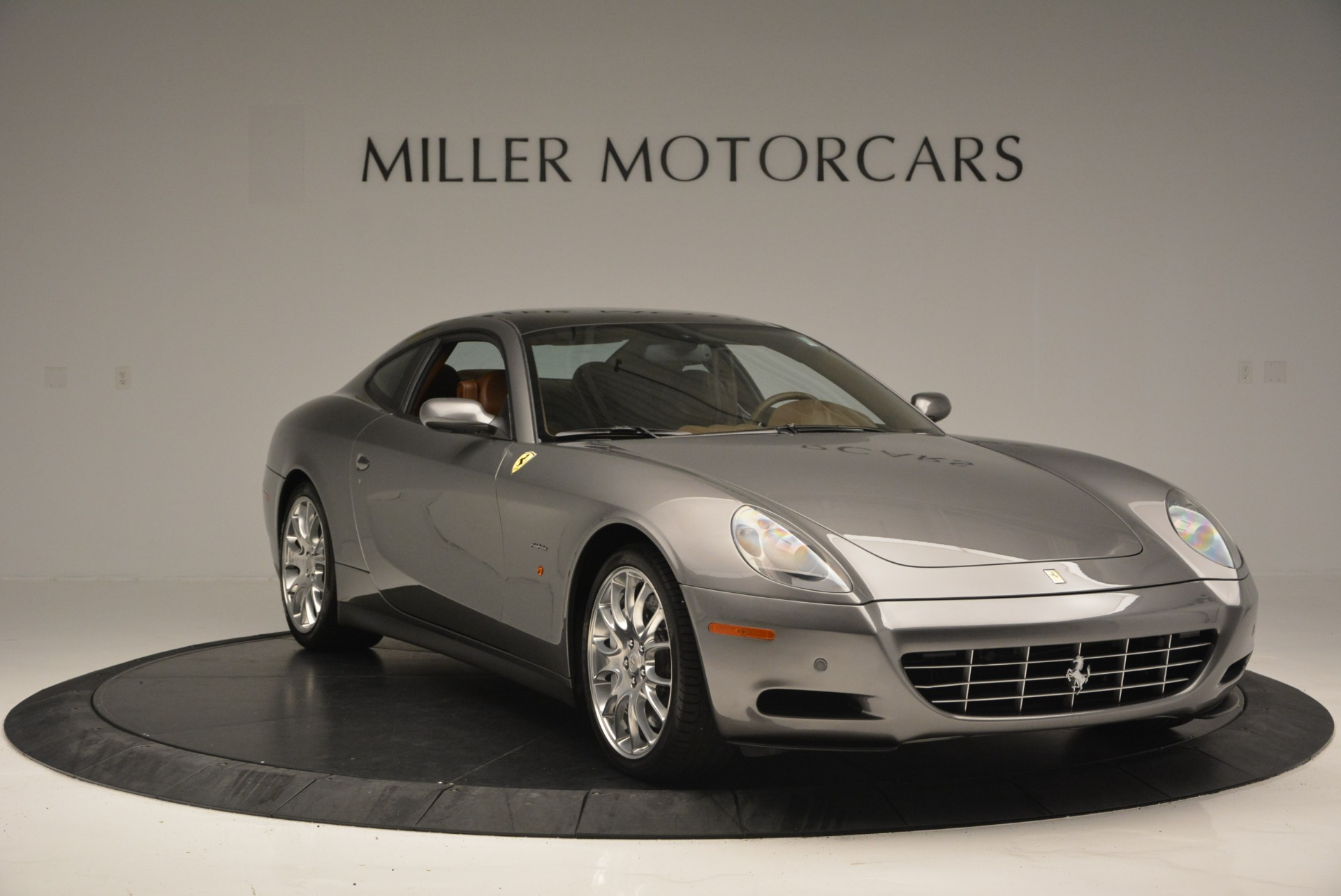 Used 2009 Ferrari 612 Scaglietti OTO For Sale In Greenwich, CT 141_p11